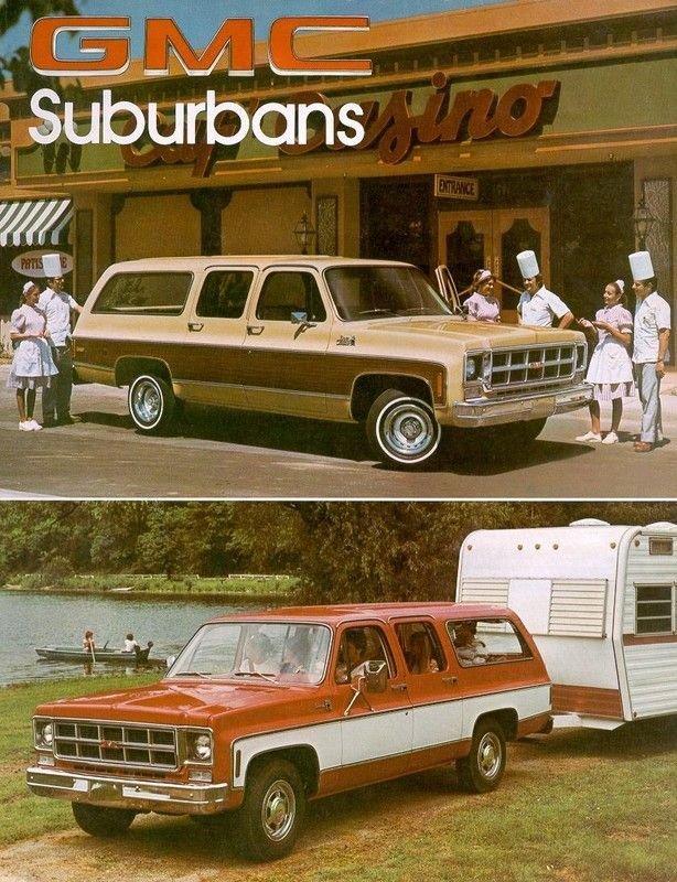 1978 GMC Suburban