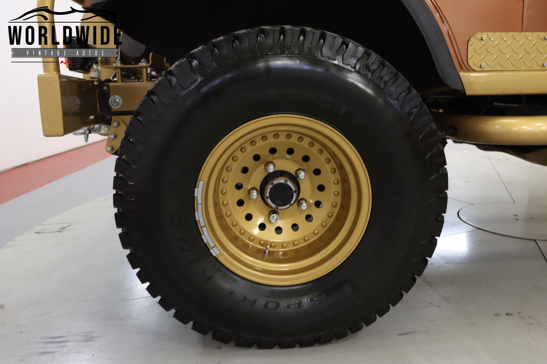 1978 Jeep Cj7