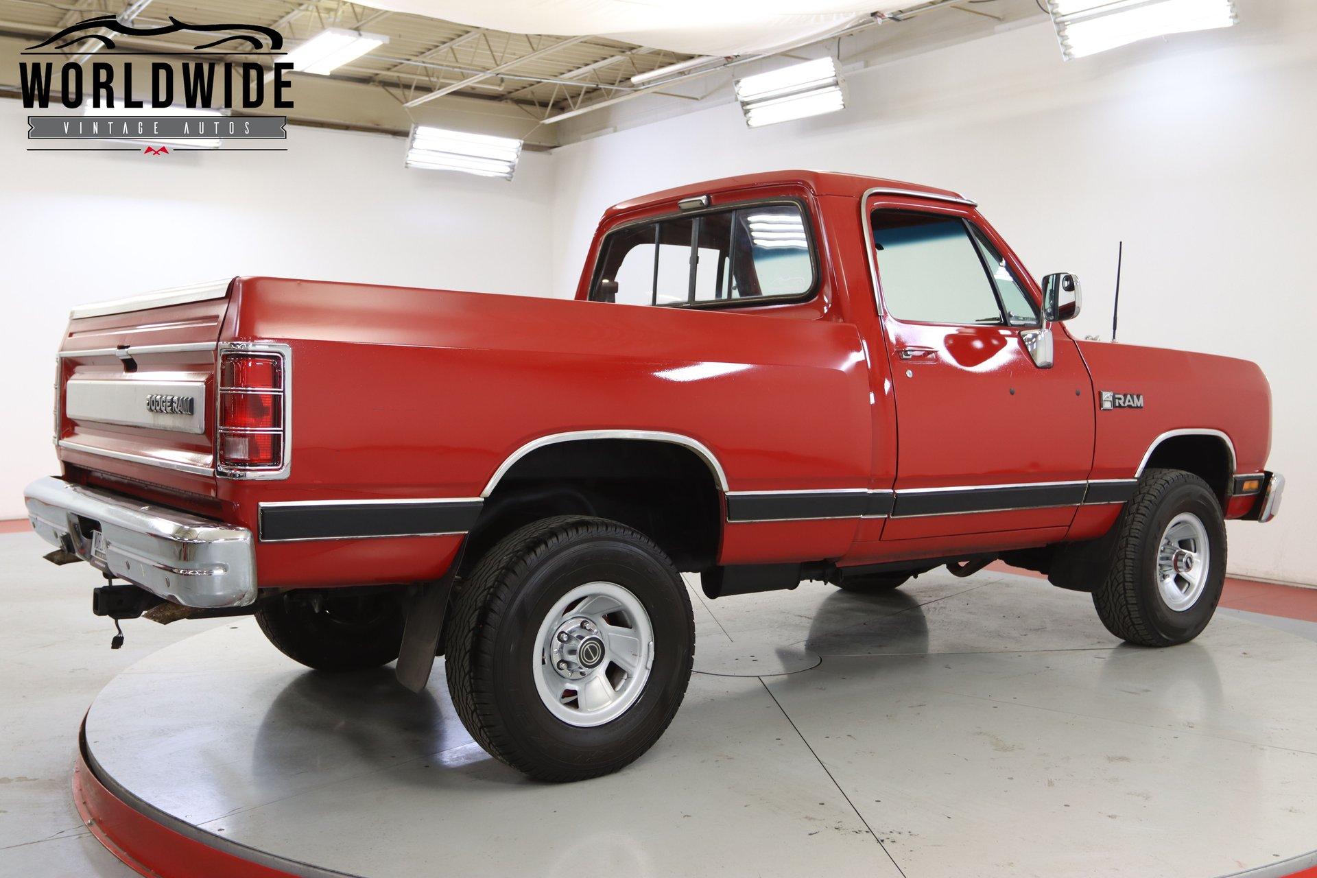 1986 Dodge Ram 1500