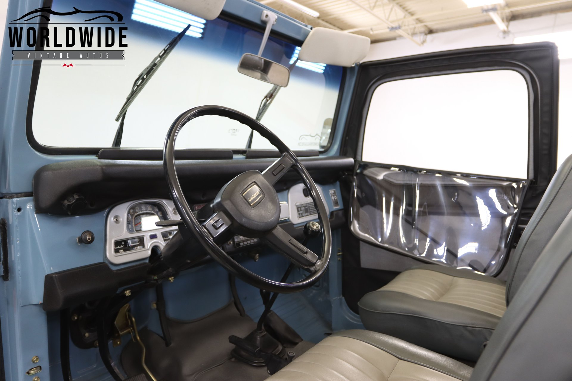 1980 Toyota FJ40 Land Cruiser