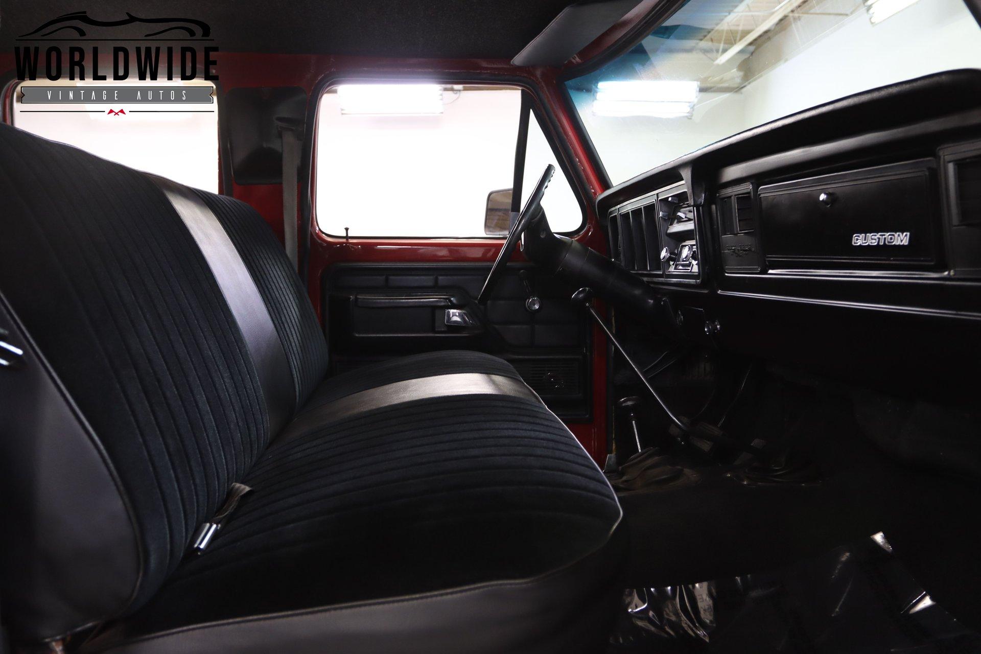 1979 Ford F250 HIGHBOY CREW CAB