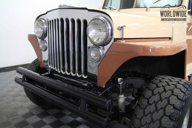1948 Willys Jeep