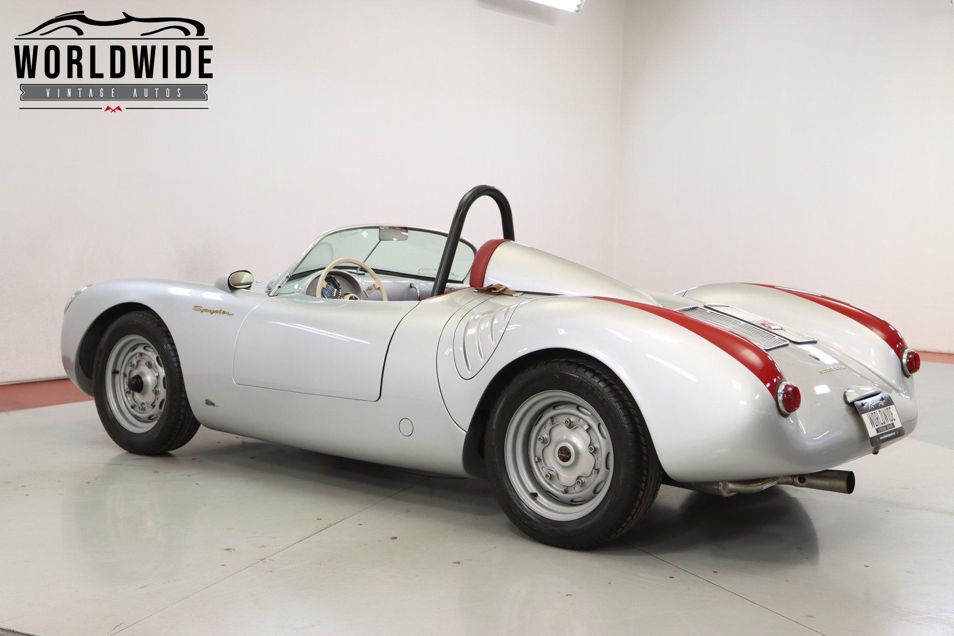 1955 Porsche Spyder