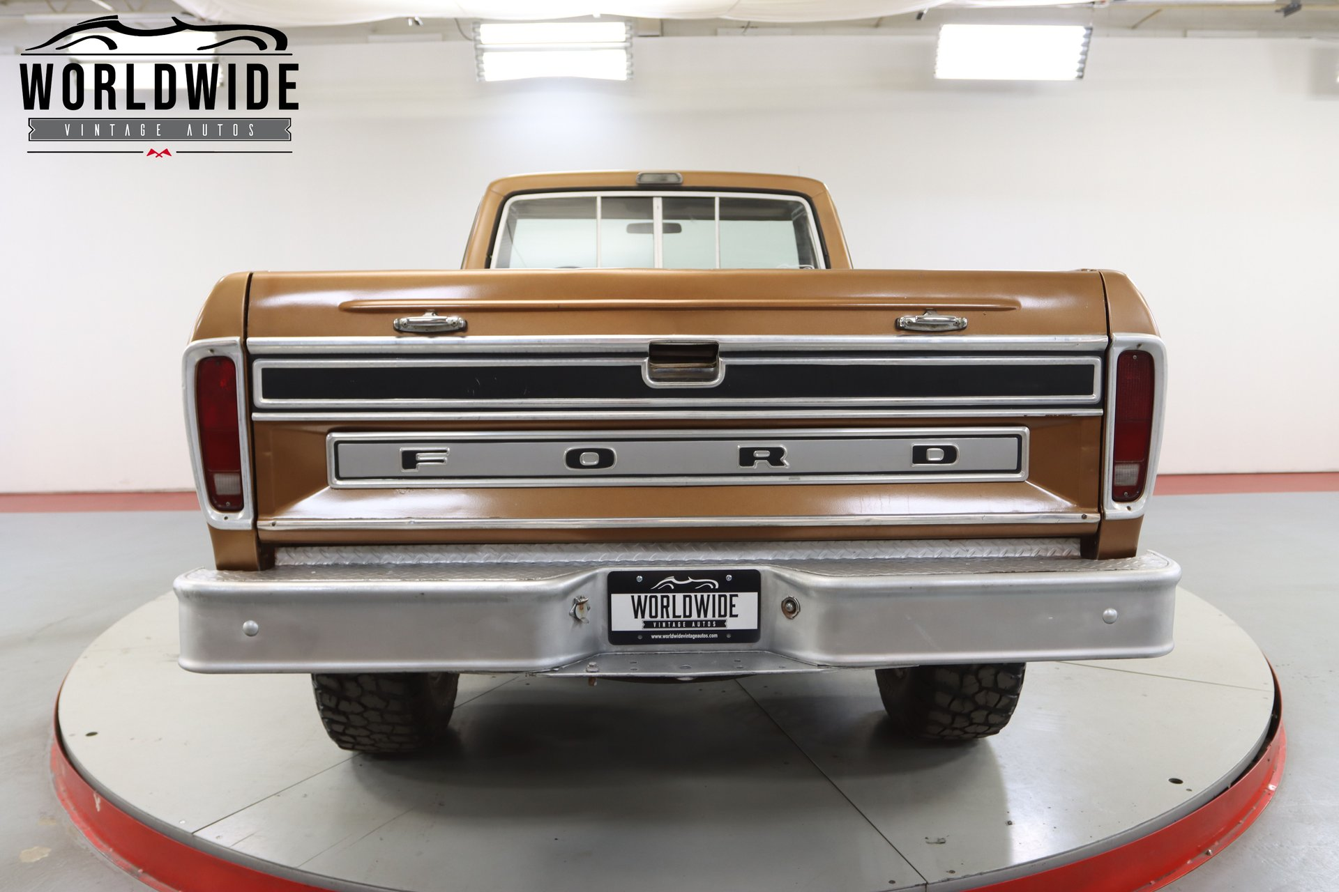 1975 Ford F100