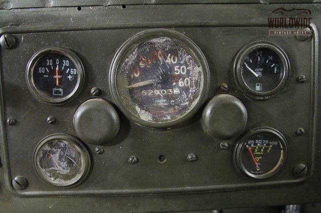 1951 Dodge M37 Army Truck