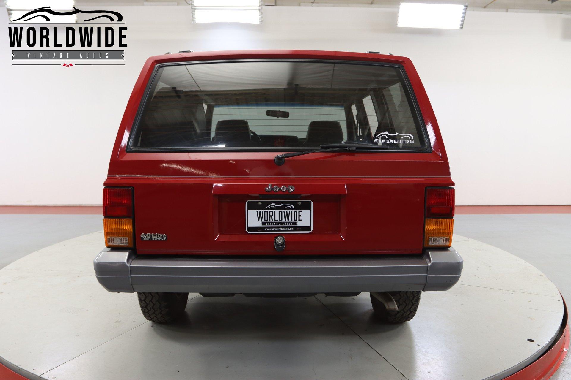 1991 Jeep Cherokee