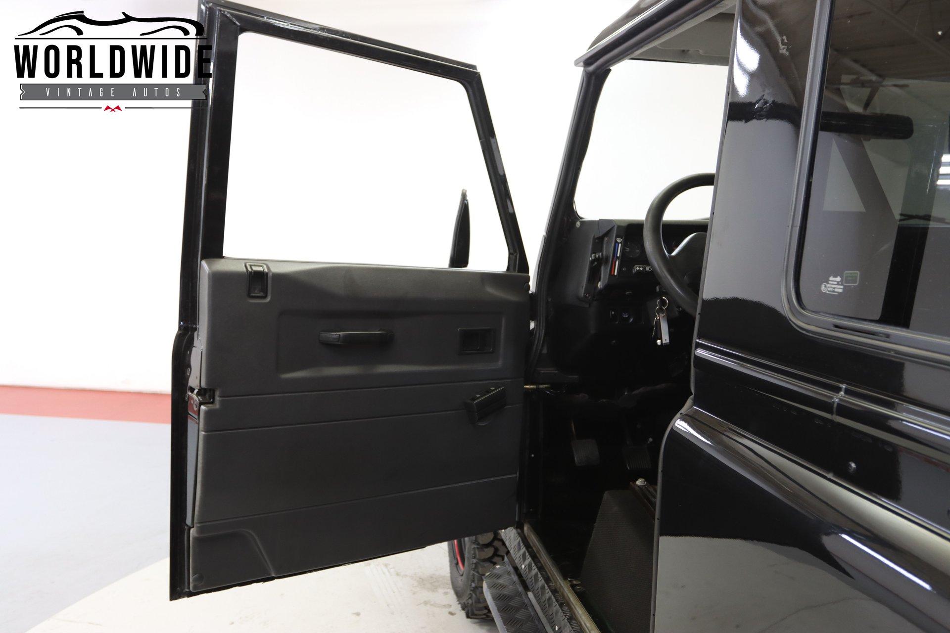 1994 Land Rover Defender