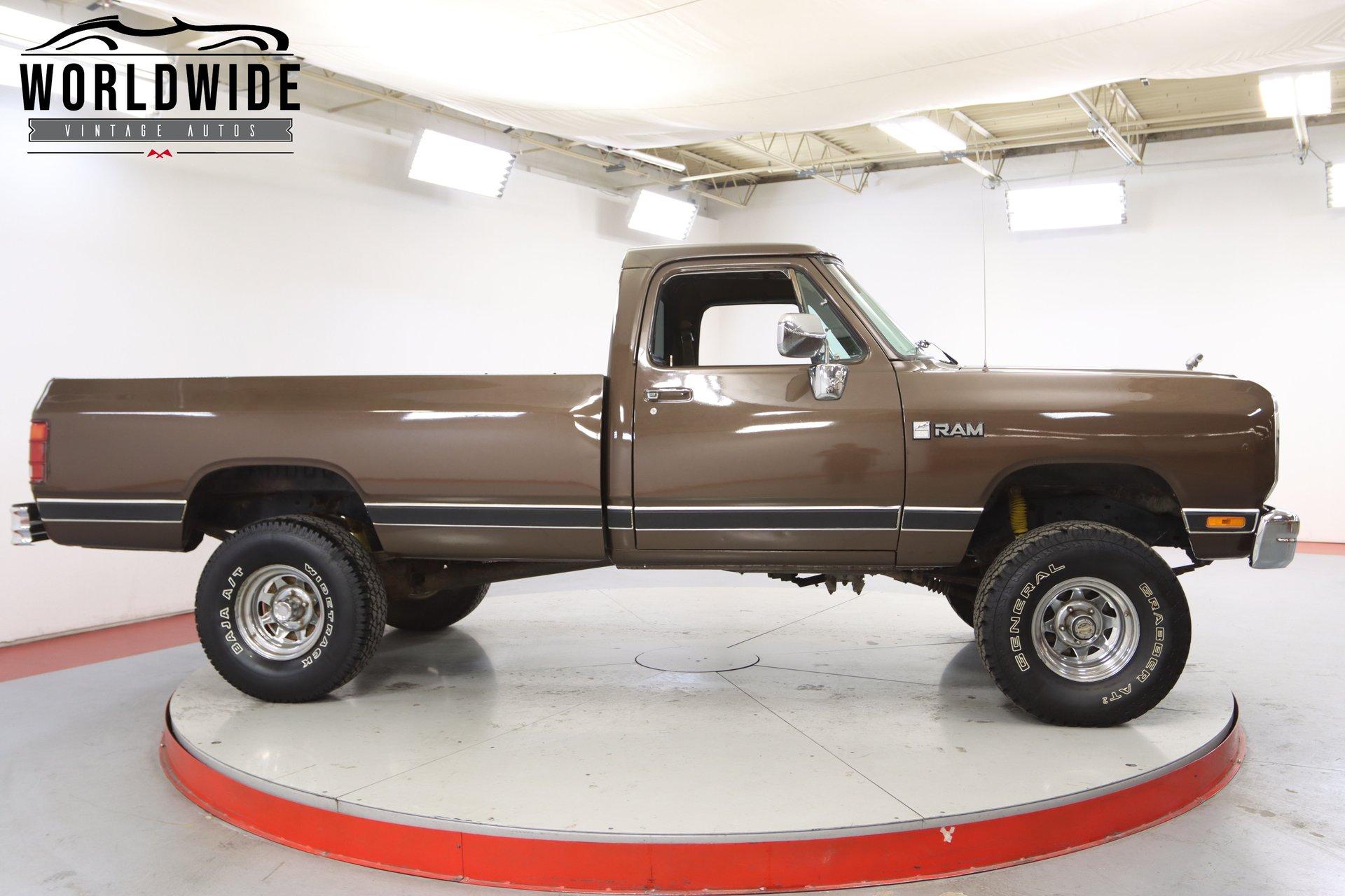 1988 Dodge 100