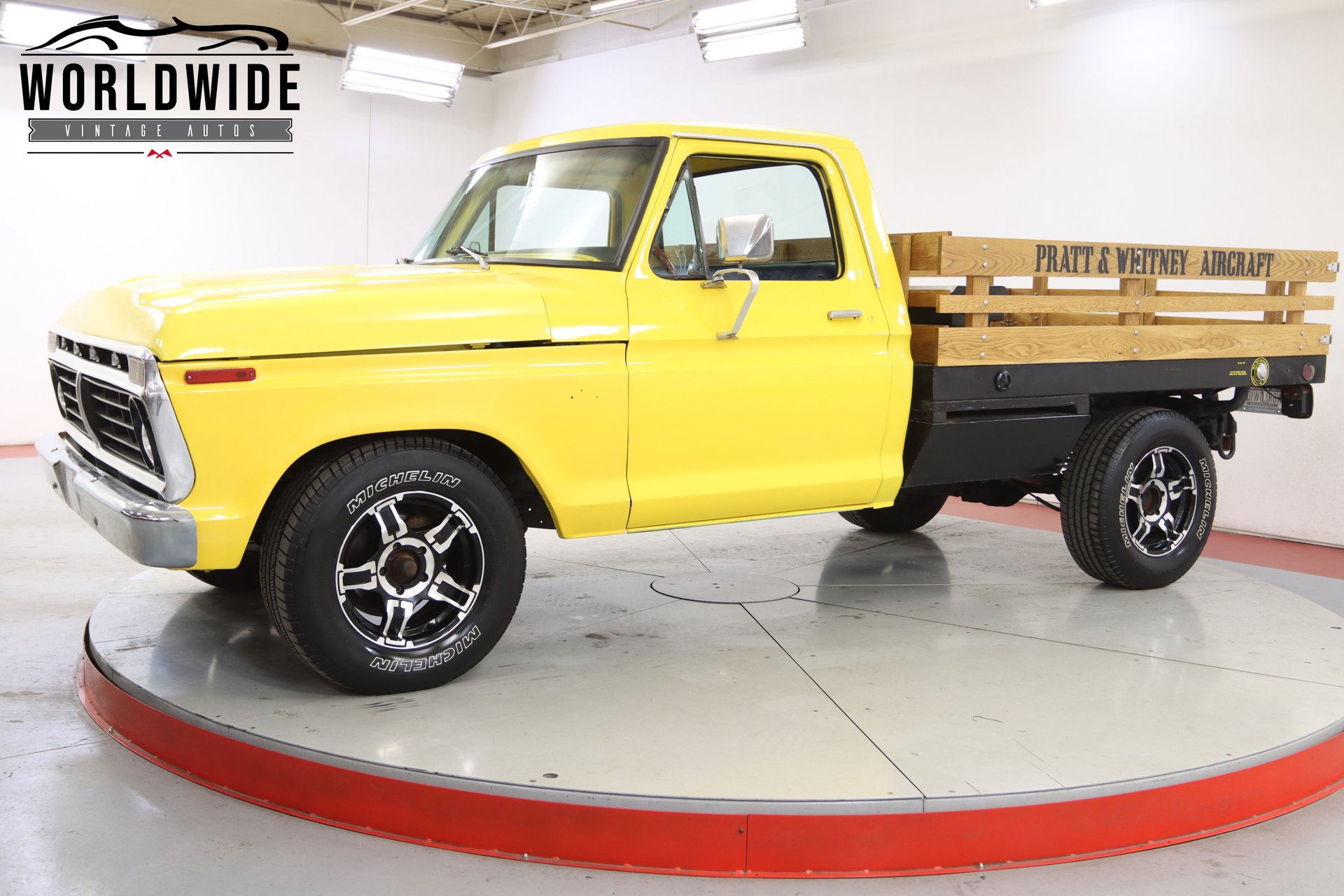 1975 ford f 100