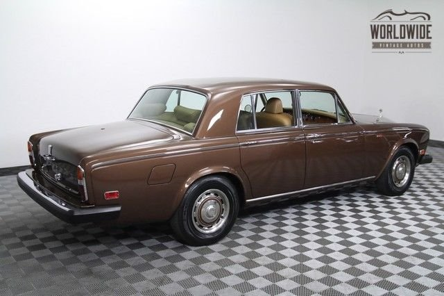 1976 Rolls Royce Silver Shadow