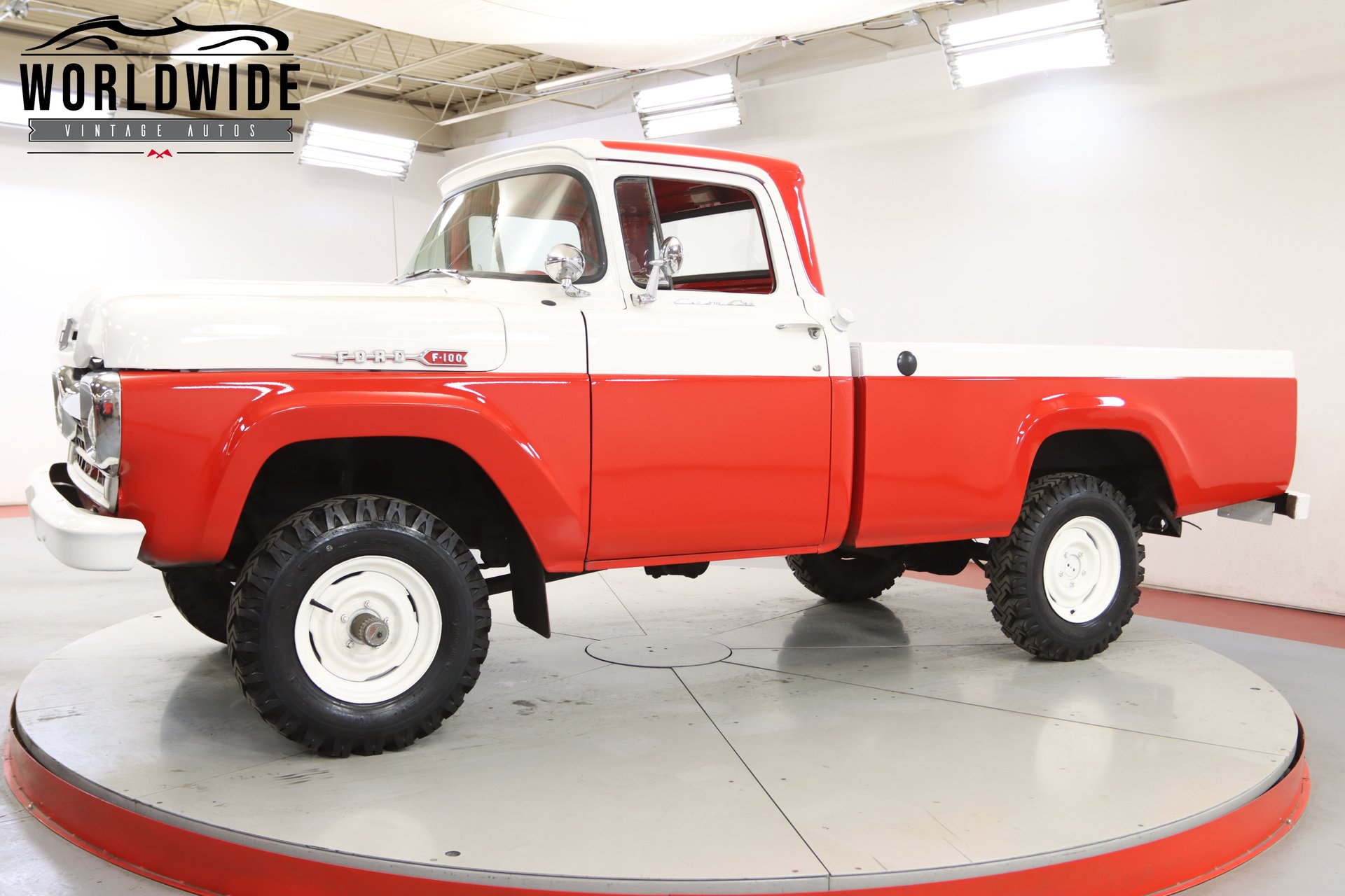 1960 ford f 100