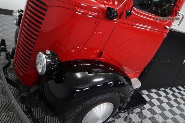 1939 Chevrolet Coe Cab Over Engine