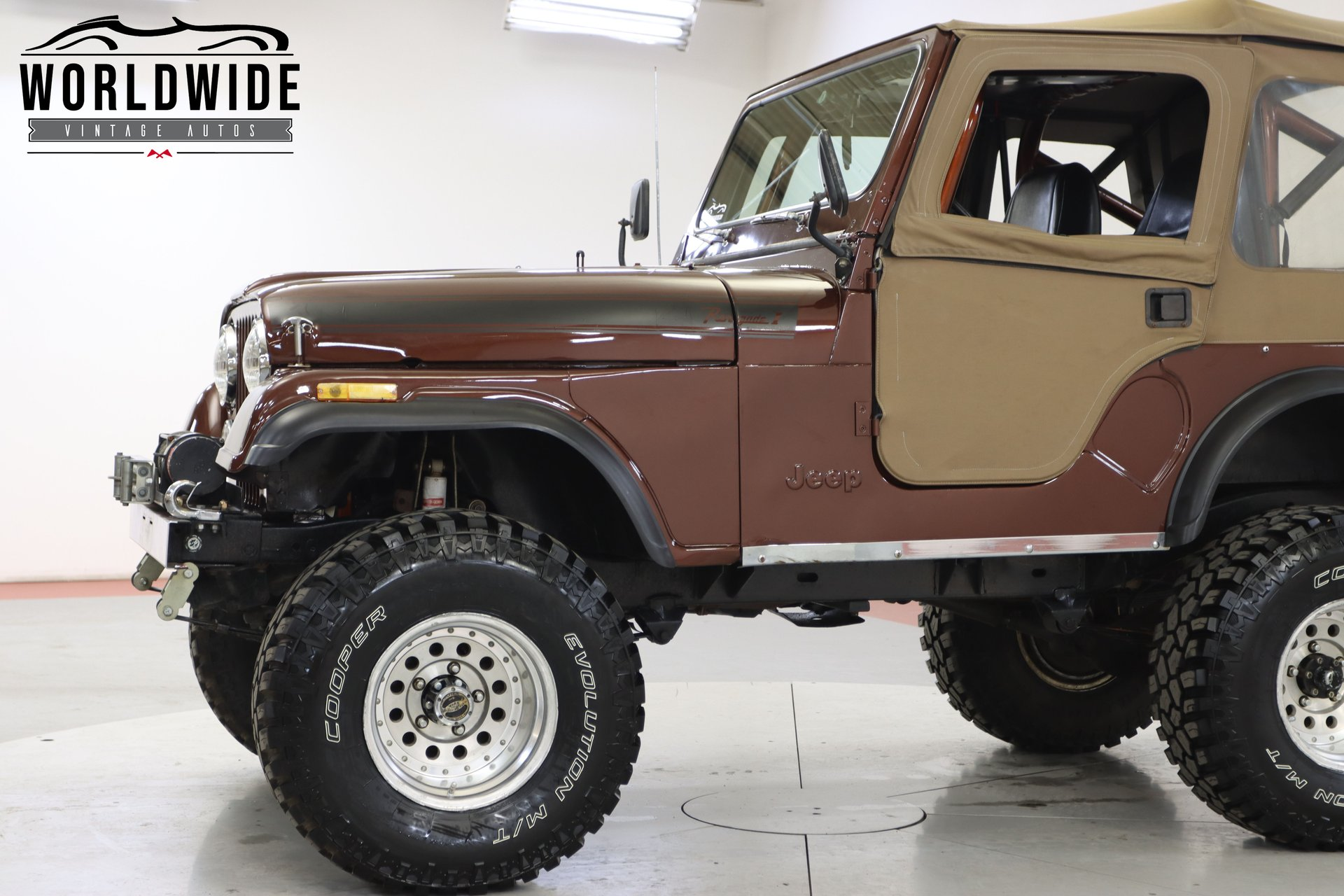 1970 Jeep Cj-5