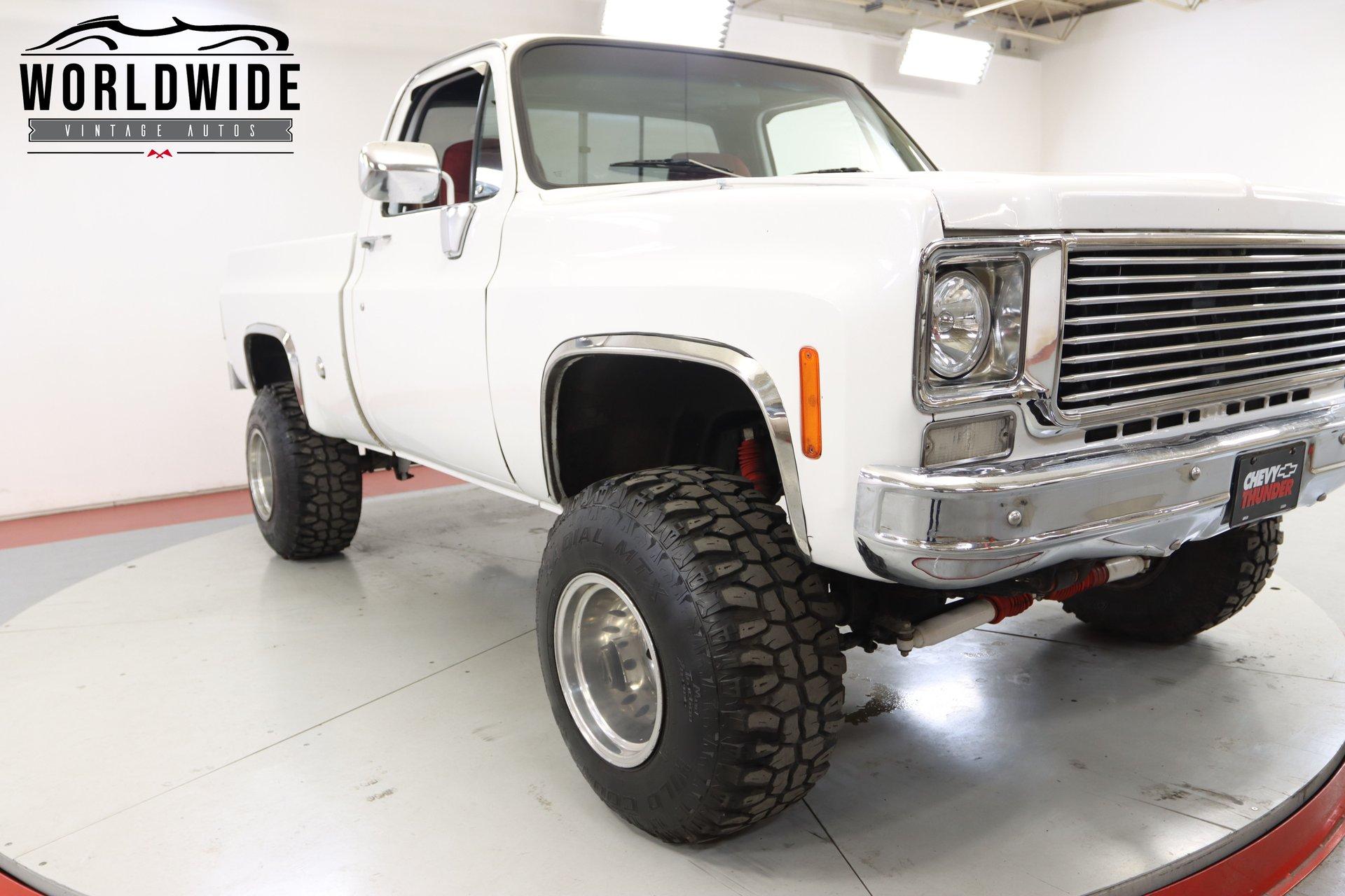 1978 Chevrolet K10