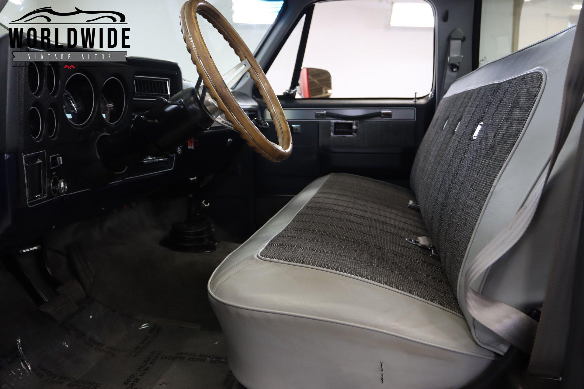 1976 Chevrolet K10