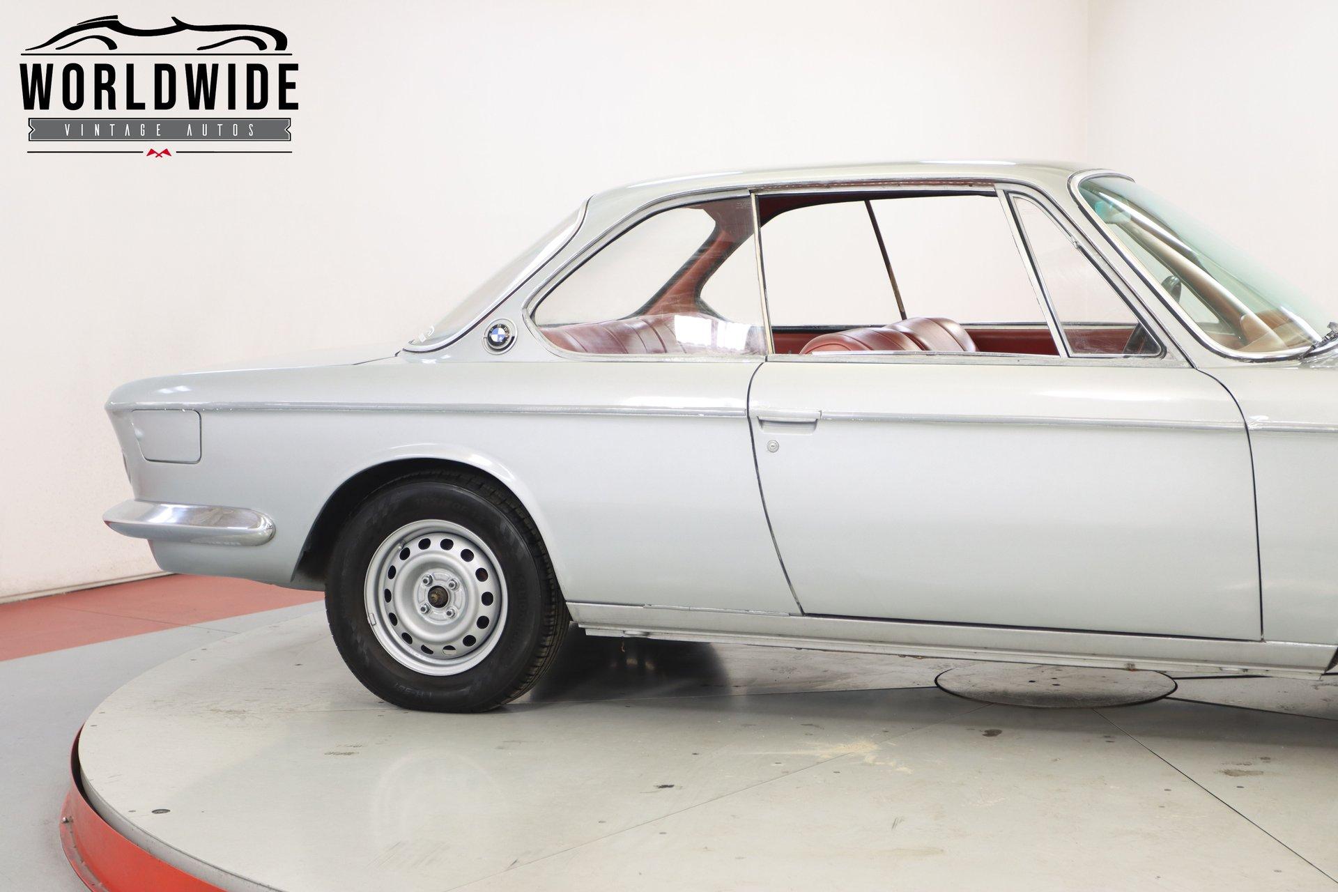 1967 BMW 2000 CS