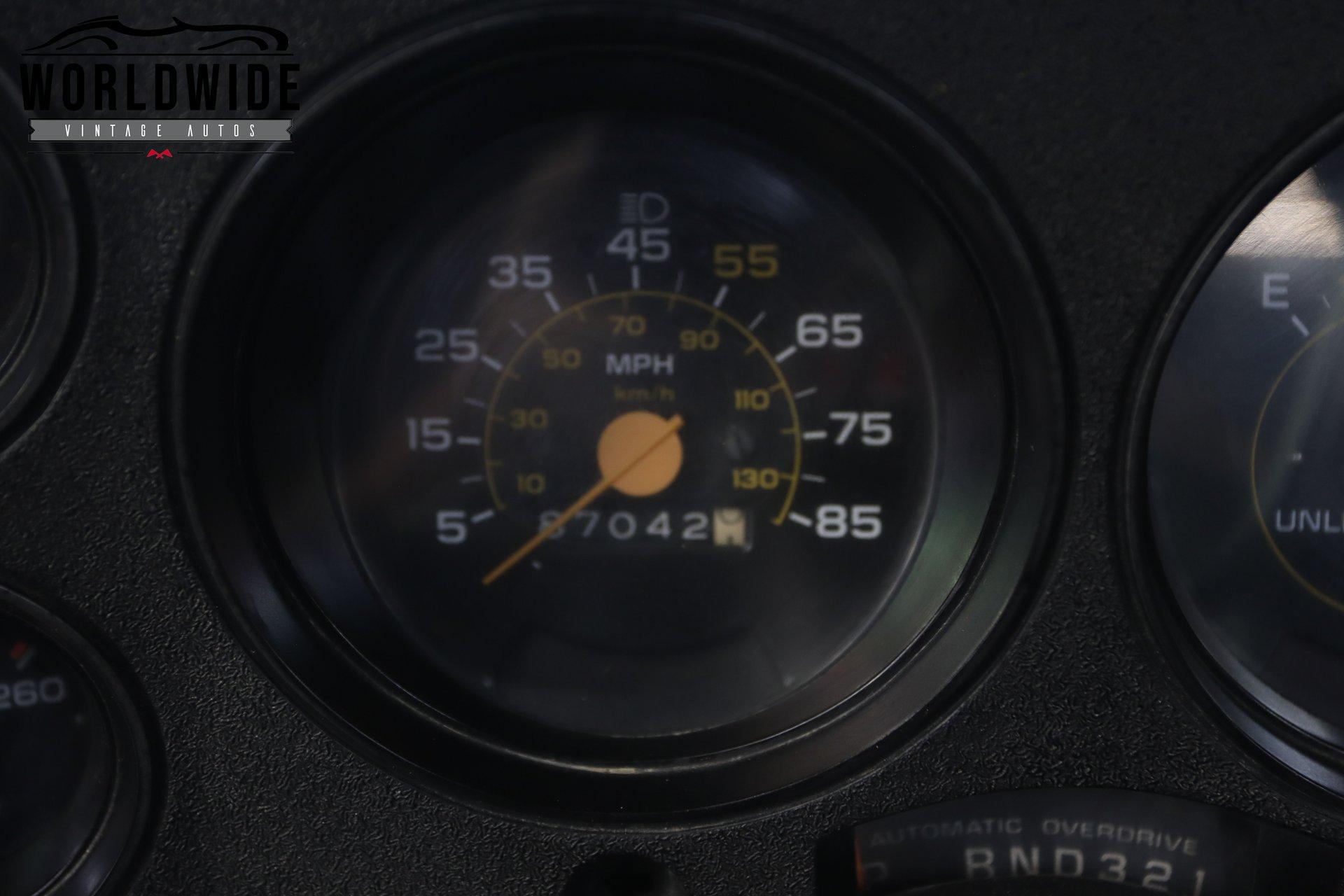 1983 CHEVY K10