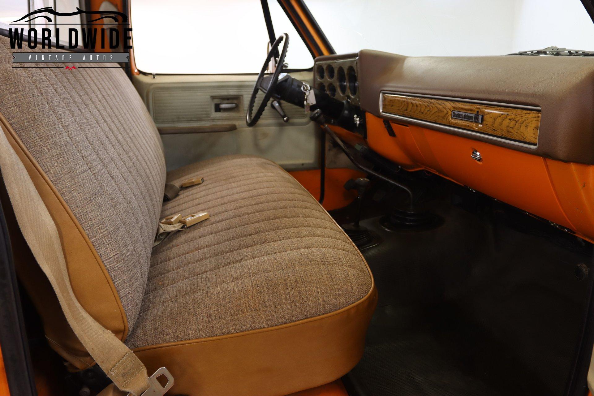 1977 Chevrolet K20