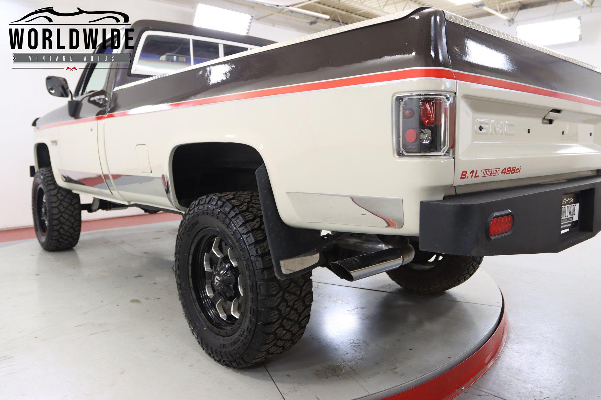 1983 GMC K2500