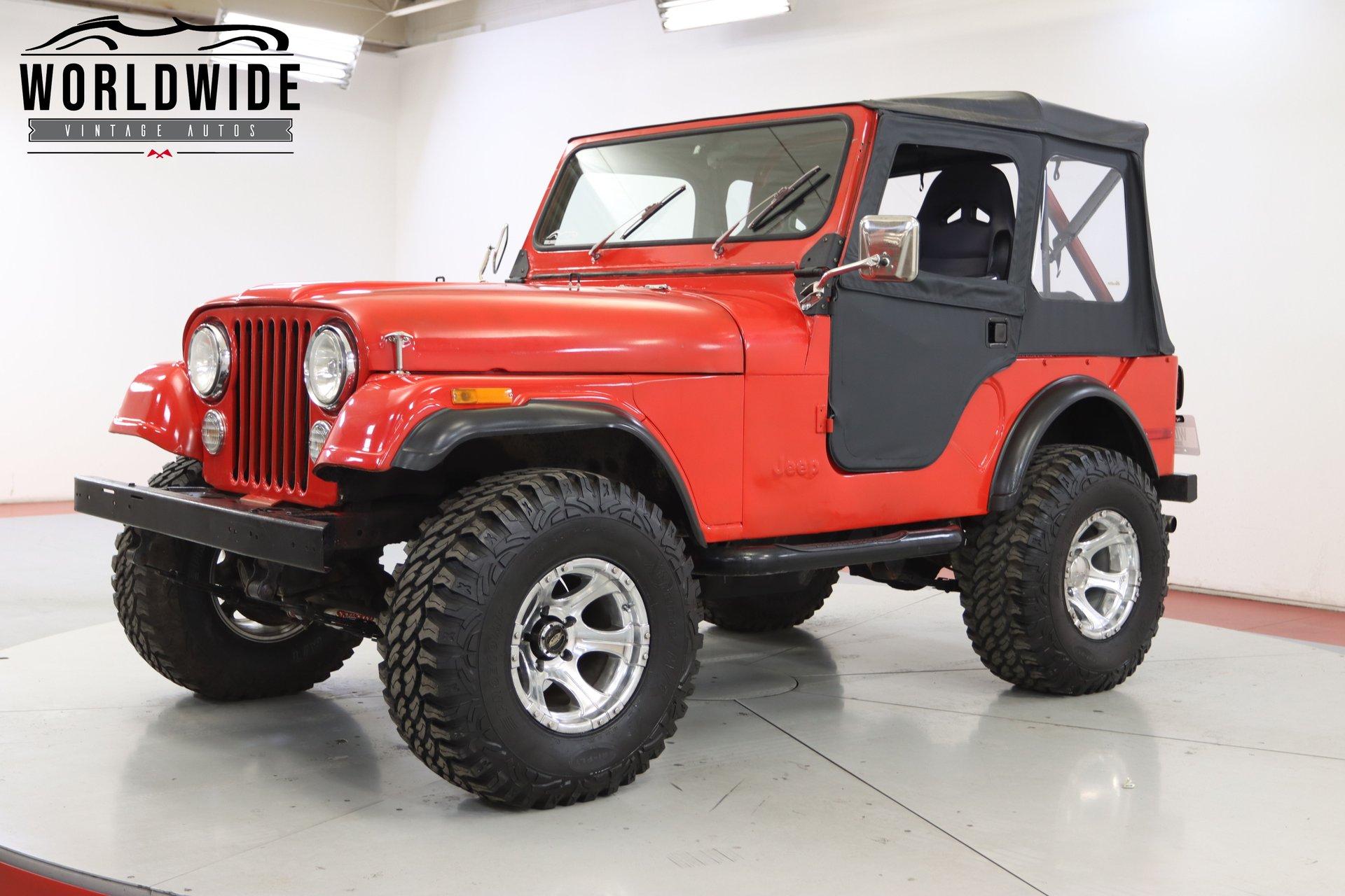 1977 jeep cj 5
