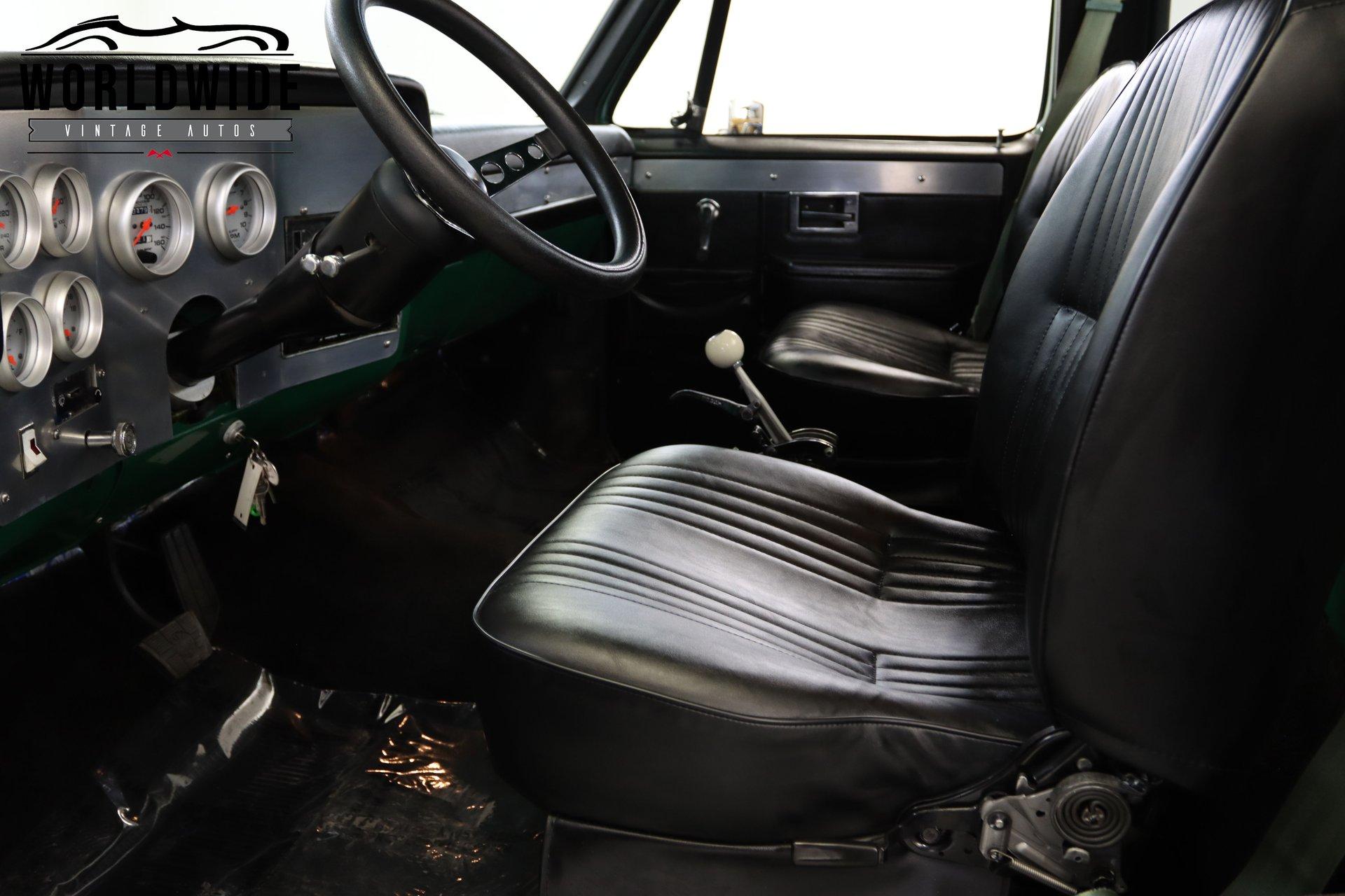 1981 CHEVY C10