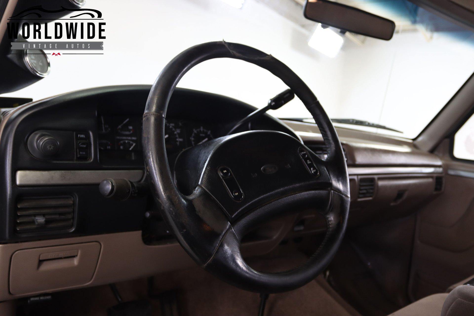 1995 Ford F-350 Crew Cab