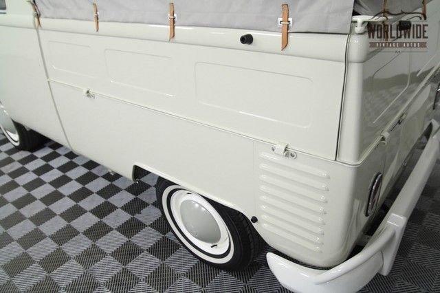 1964 Volkswagen Double Cab
