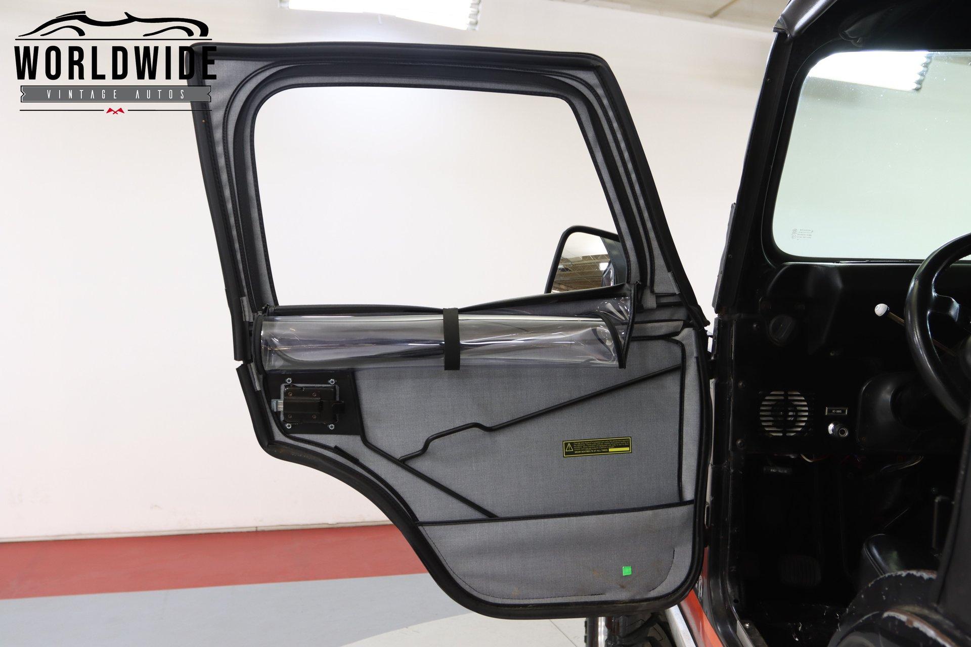 1981 Jeep Cj5 Renegade