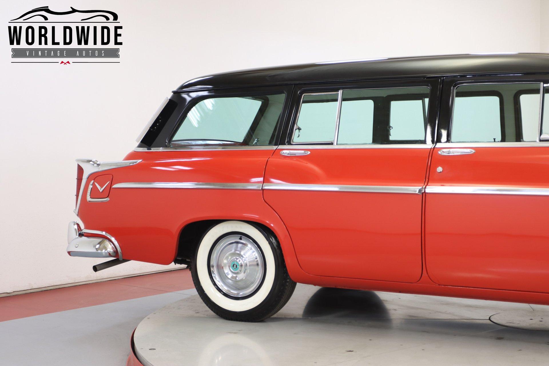 1955 Chrysler Windsor