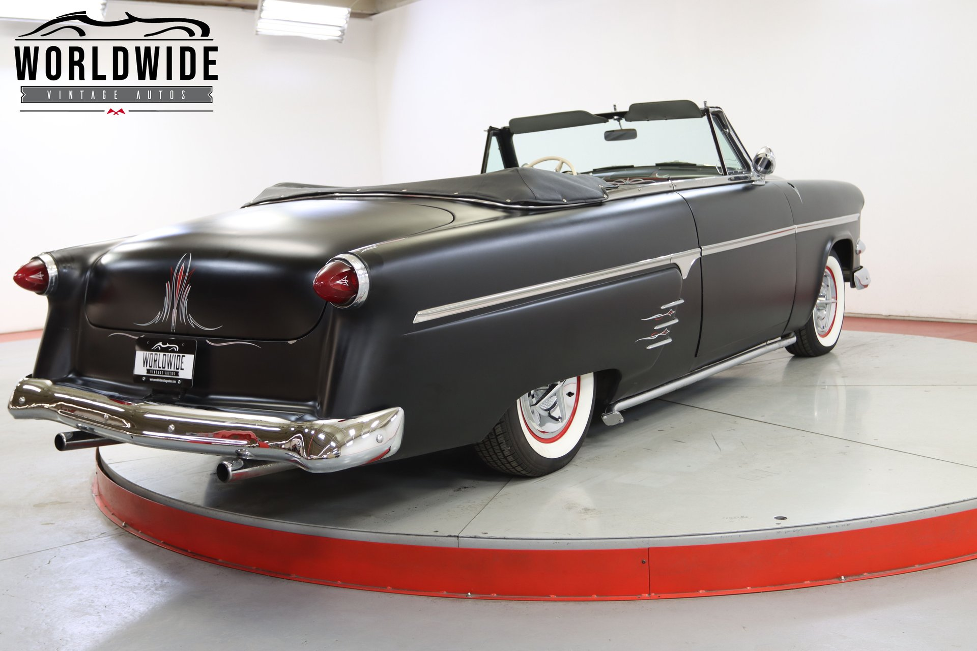 1954 Ford Convertible