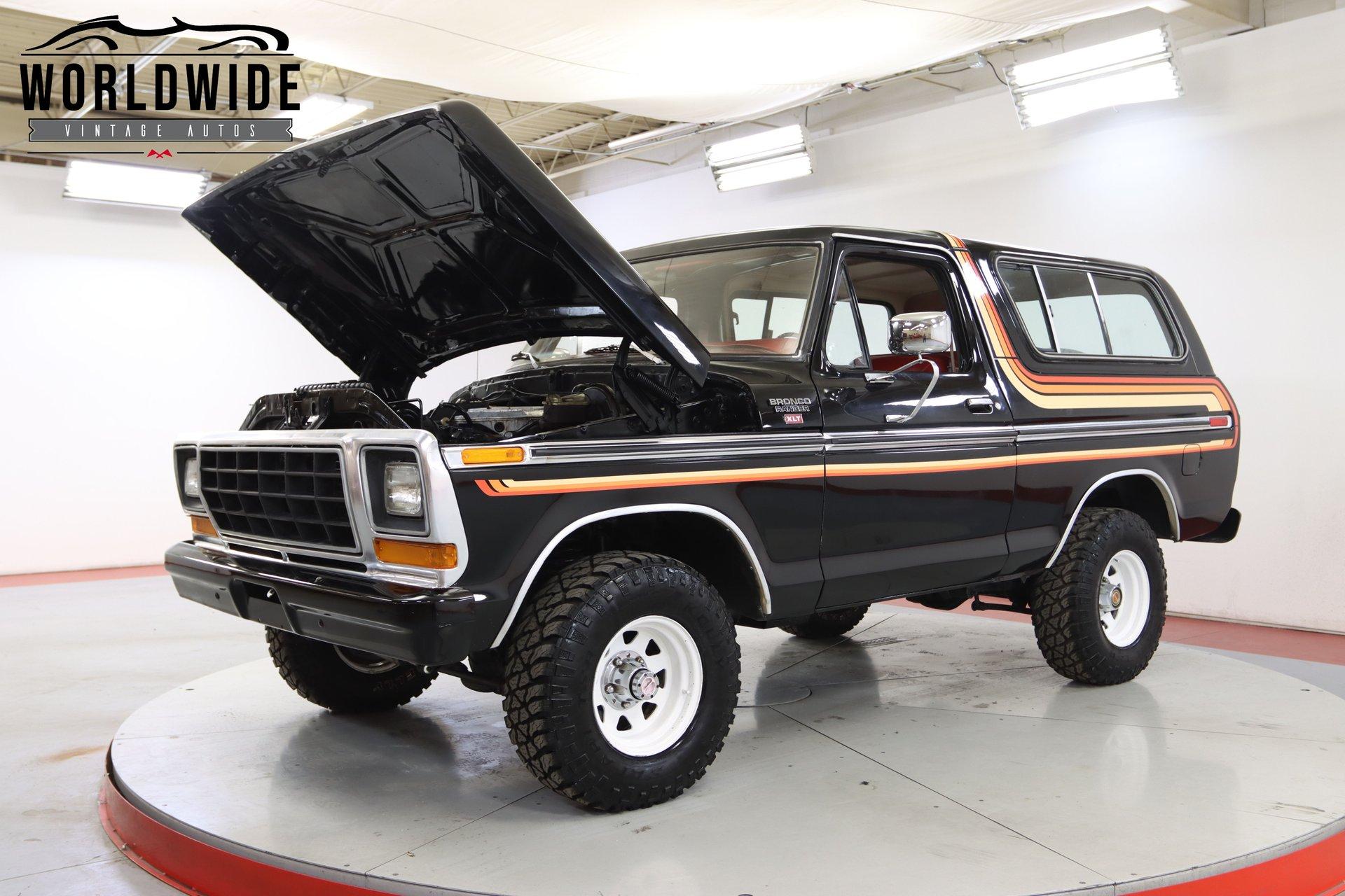 1978 Ford Bronco XLT Ranger