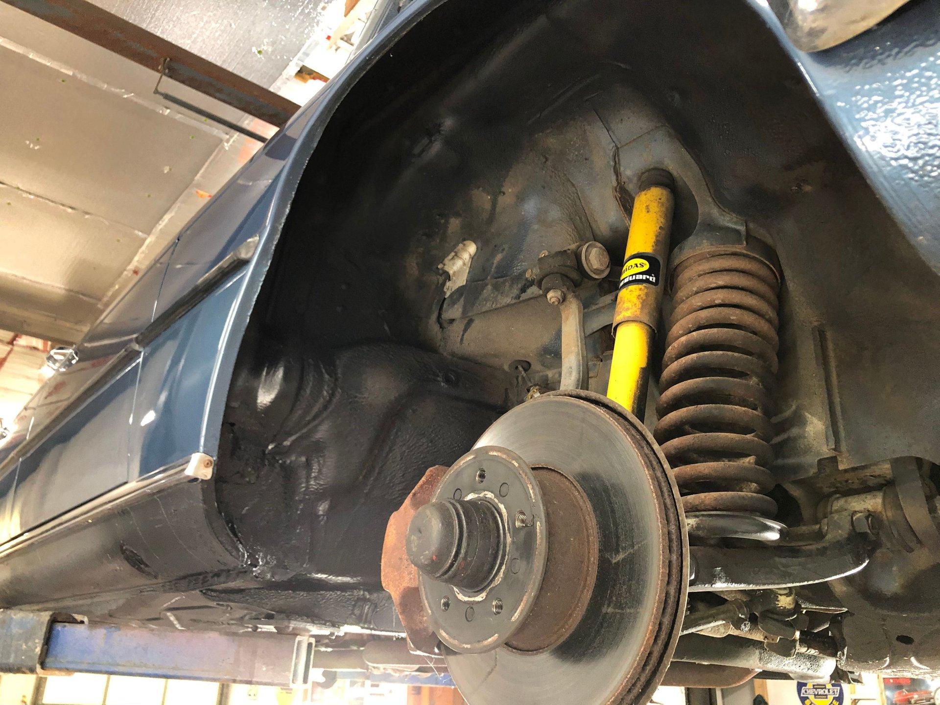 1973 Mercedes 450SEL