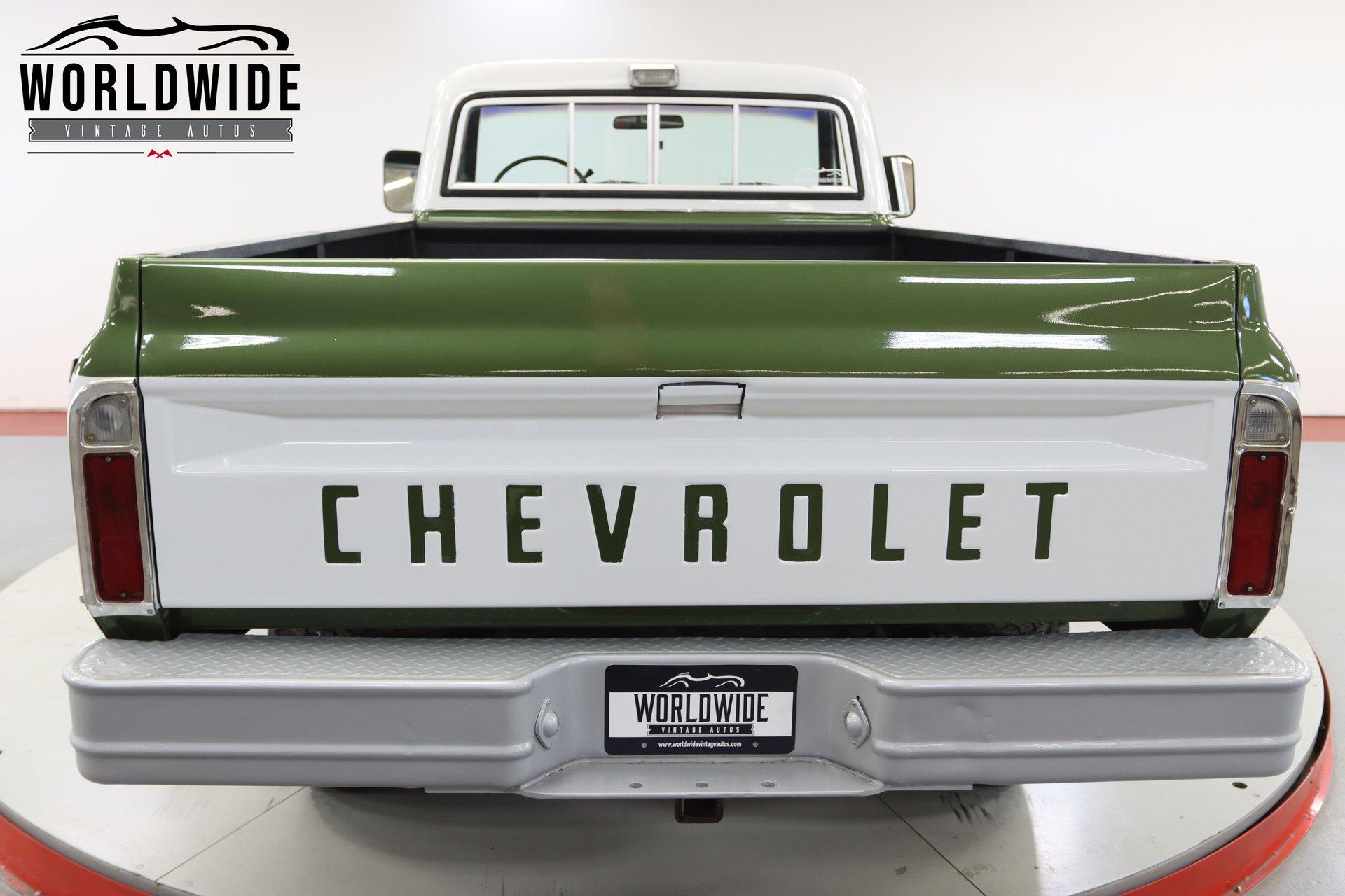 1972 Chevrolet K-20