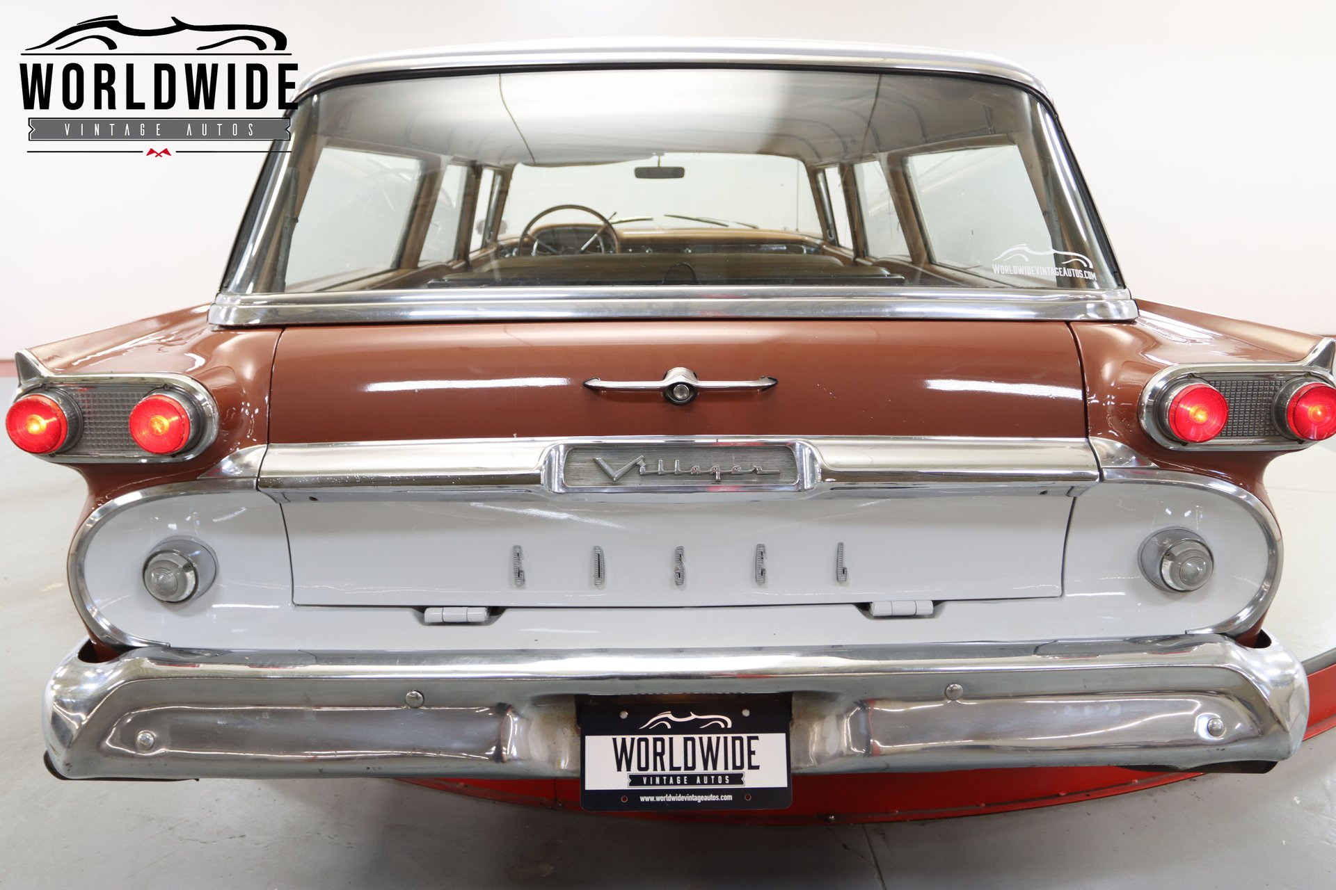 1959 Edsel Villager