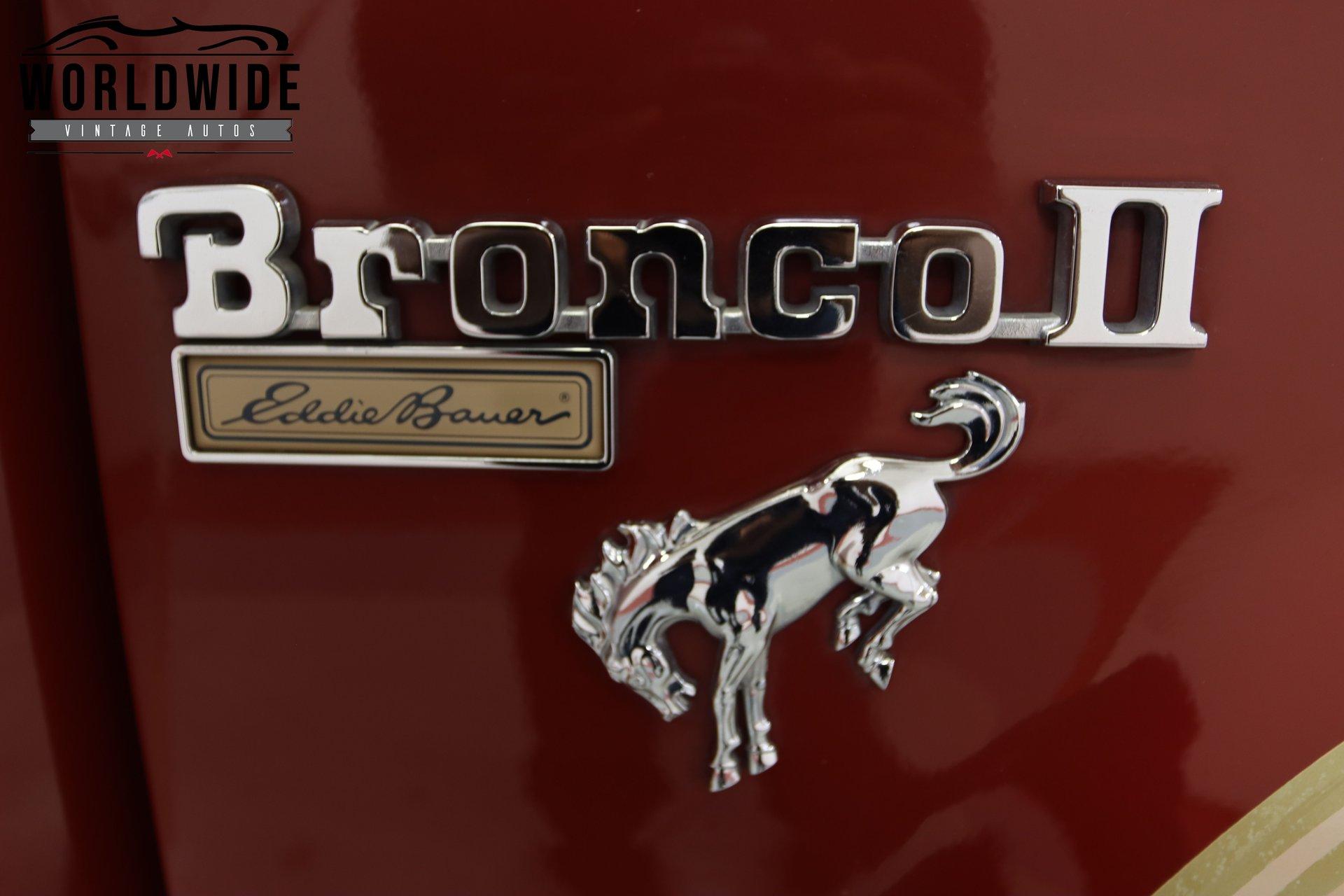 1986 Ford BRONCO II
