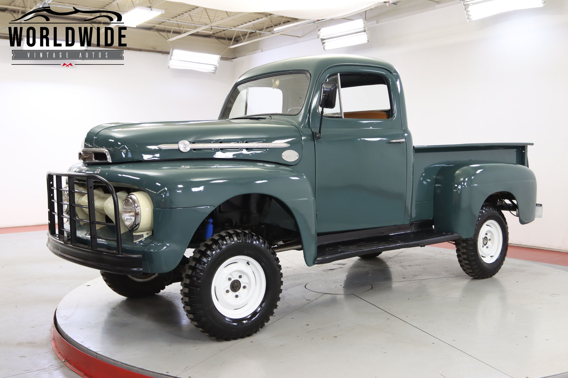 1952 ford f 1 marmon herrington