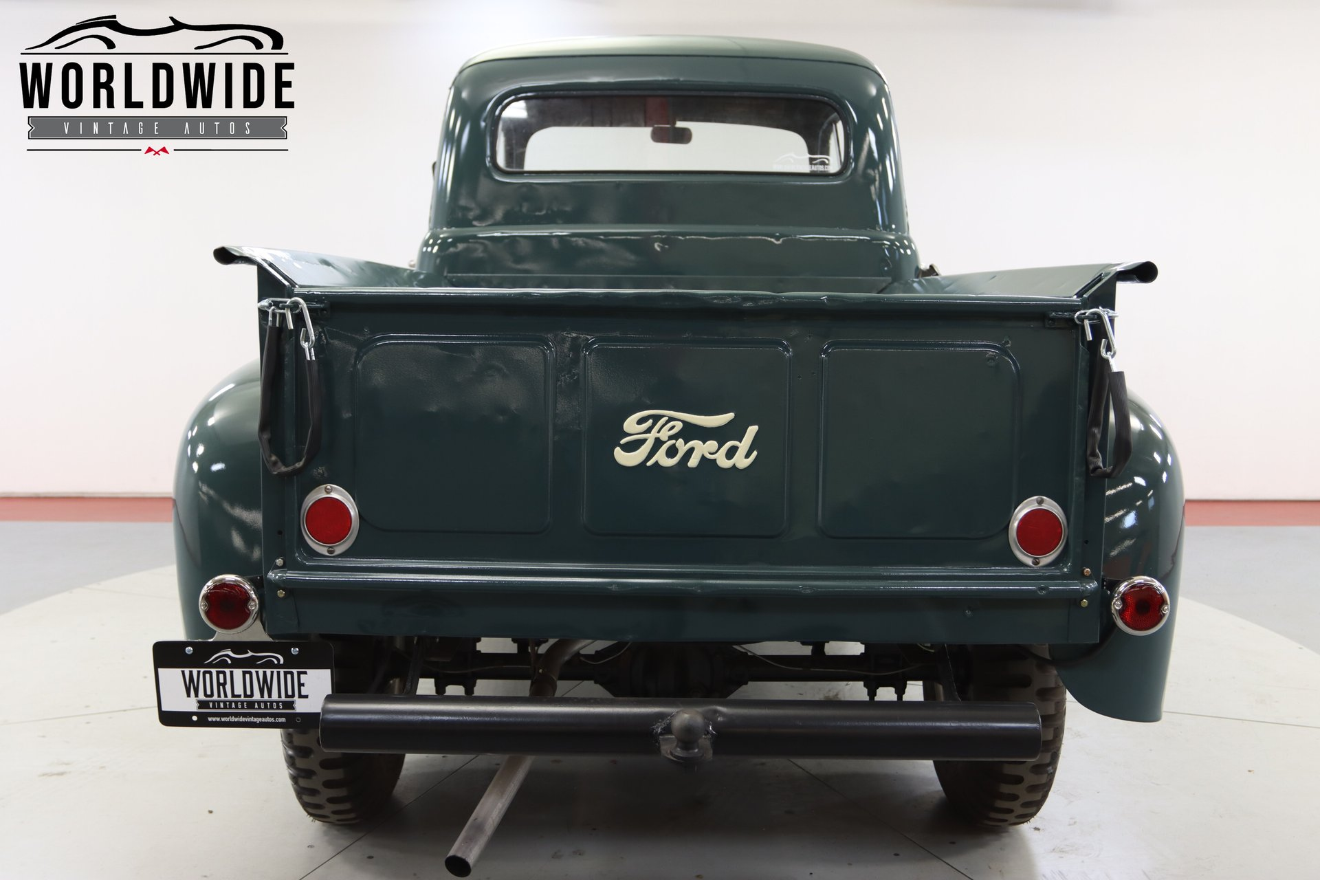 1952 Ford F-1 Marmon-Herrington