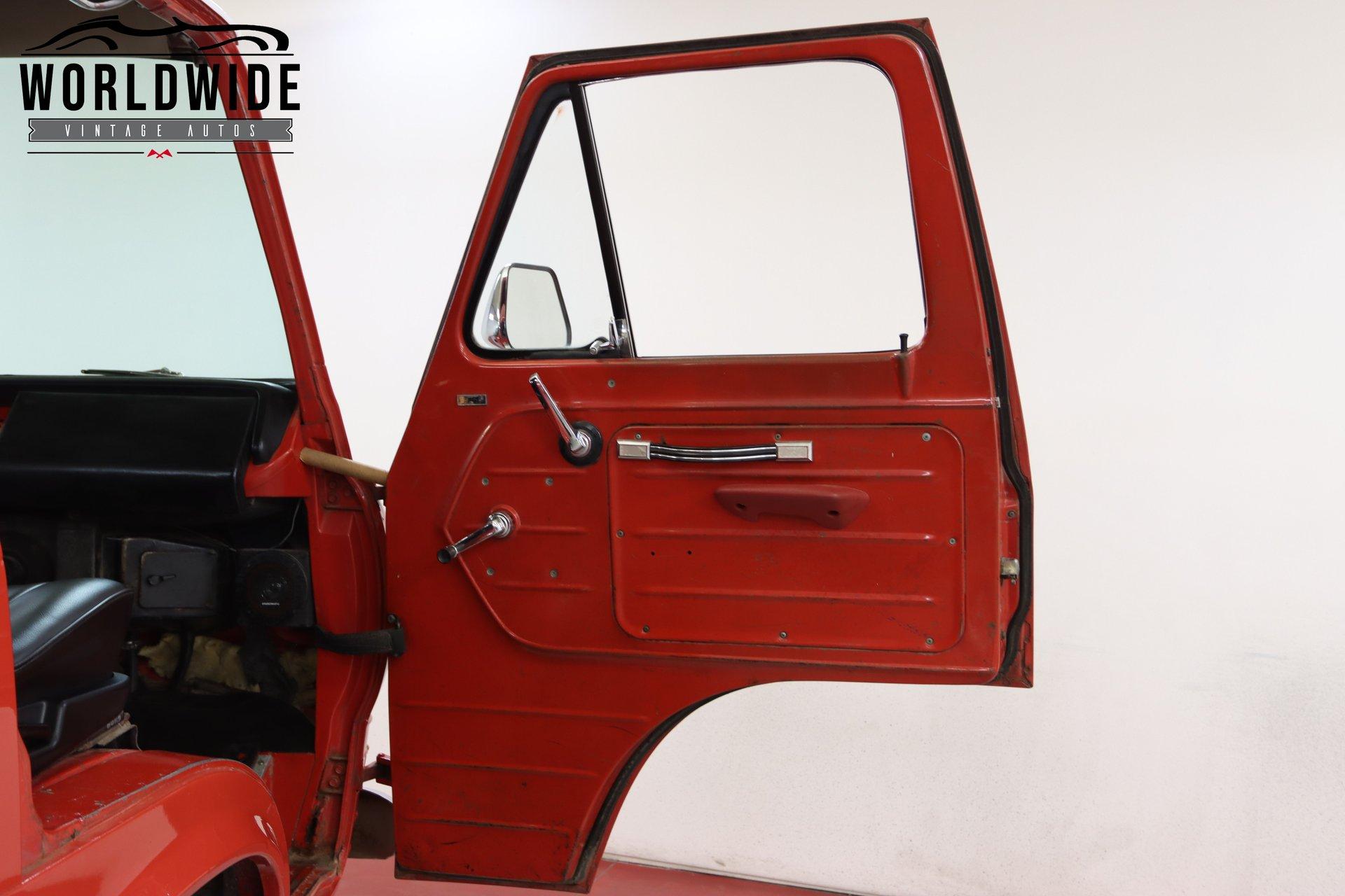 1966 Ford Econoline