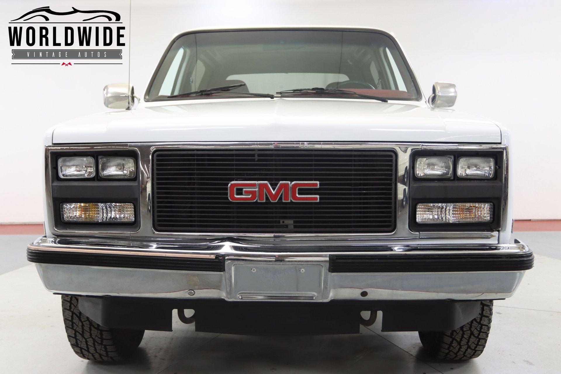 1989 GMC JIMMY