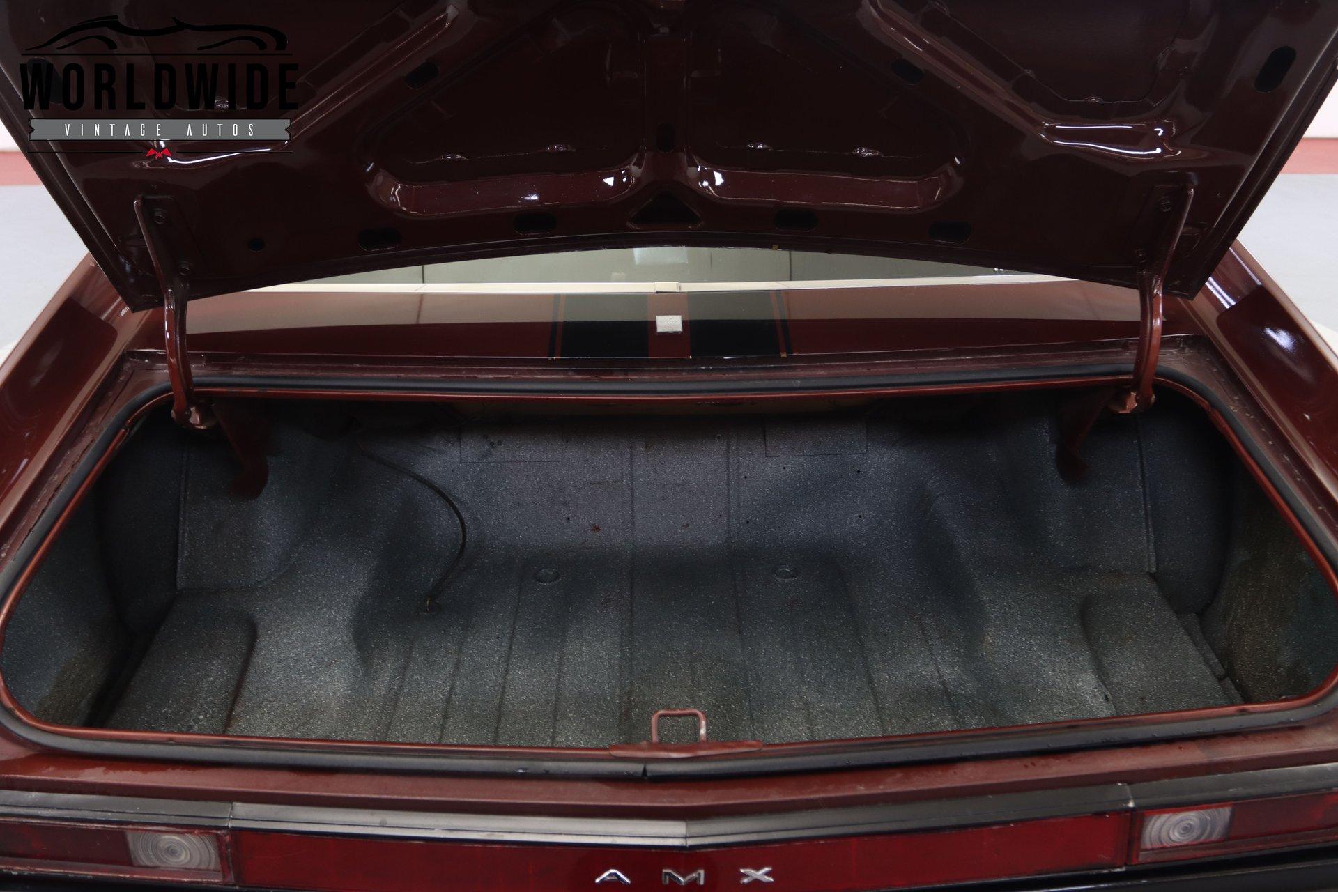1968 AMC AMX COUPE