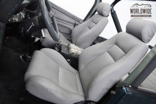 1983 Jeep Cj7  Renegade