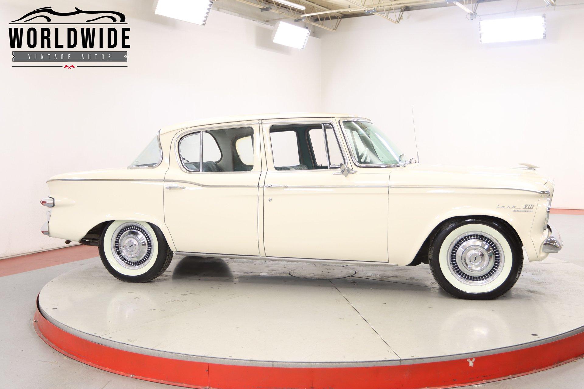 1961 Studebaker Lark