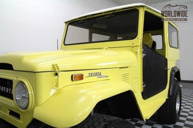 1973 Land Cruiser Fj40
