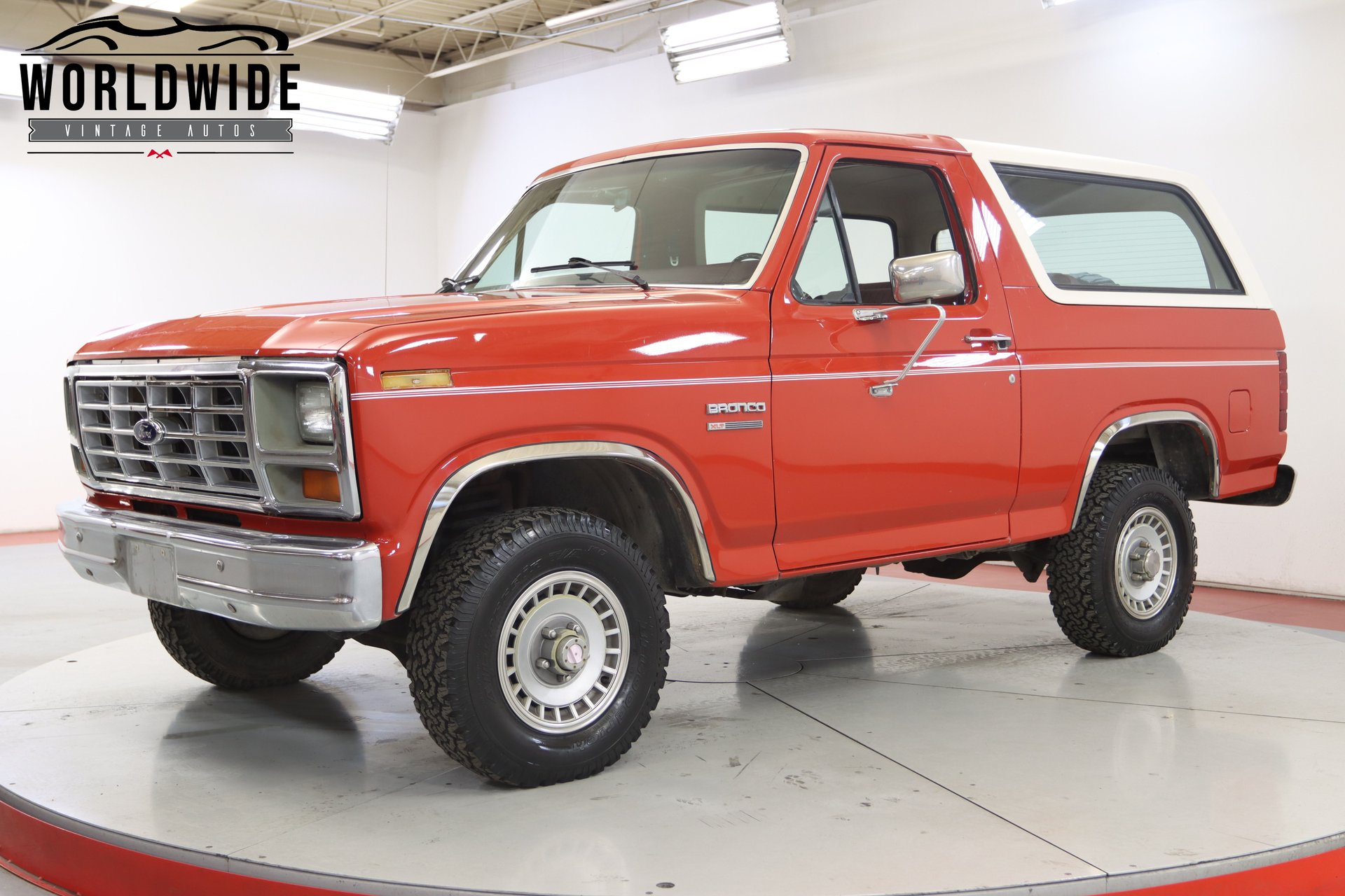 1985 Ford Bronco Worldwide Vintage Autos