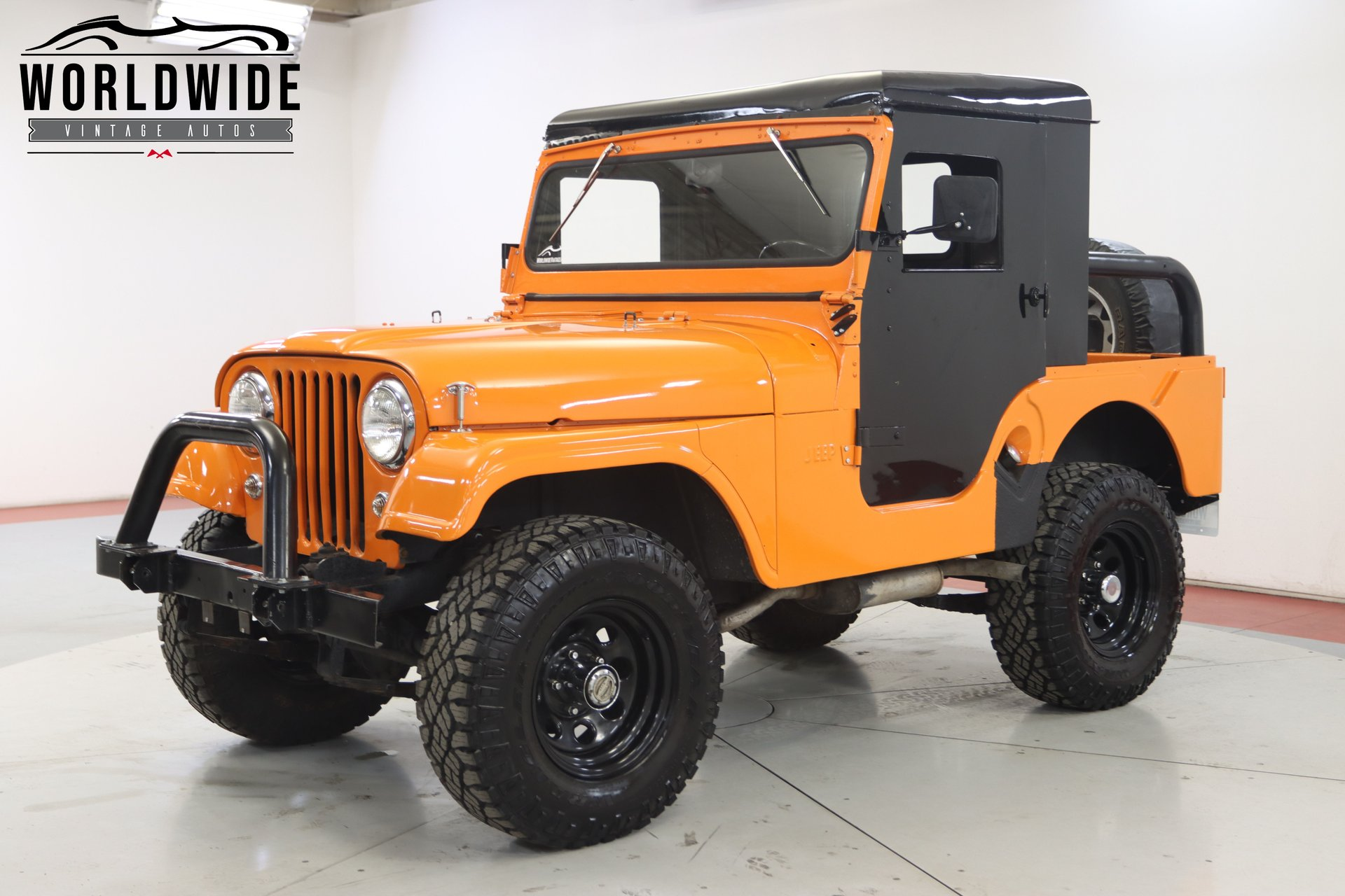 1961 willy s jeep 4x4