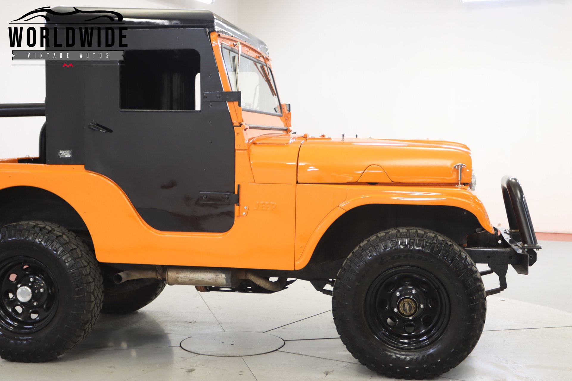 1961 Willy's JEEP 4X4