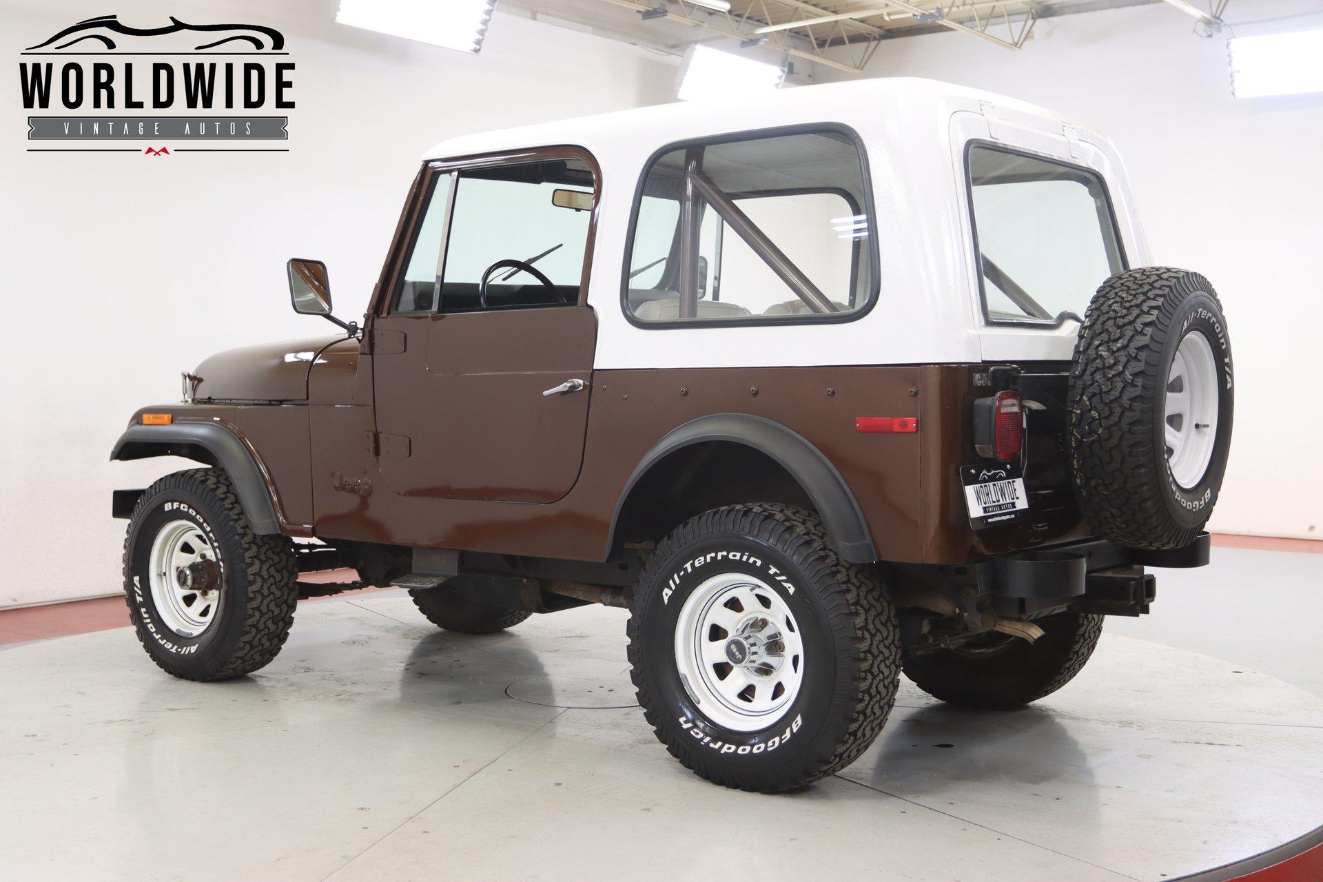 1977 Jeep CJ-7