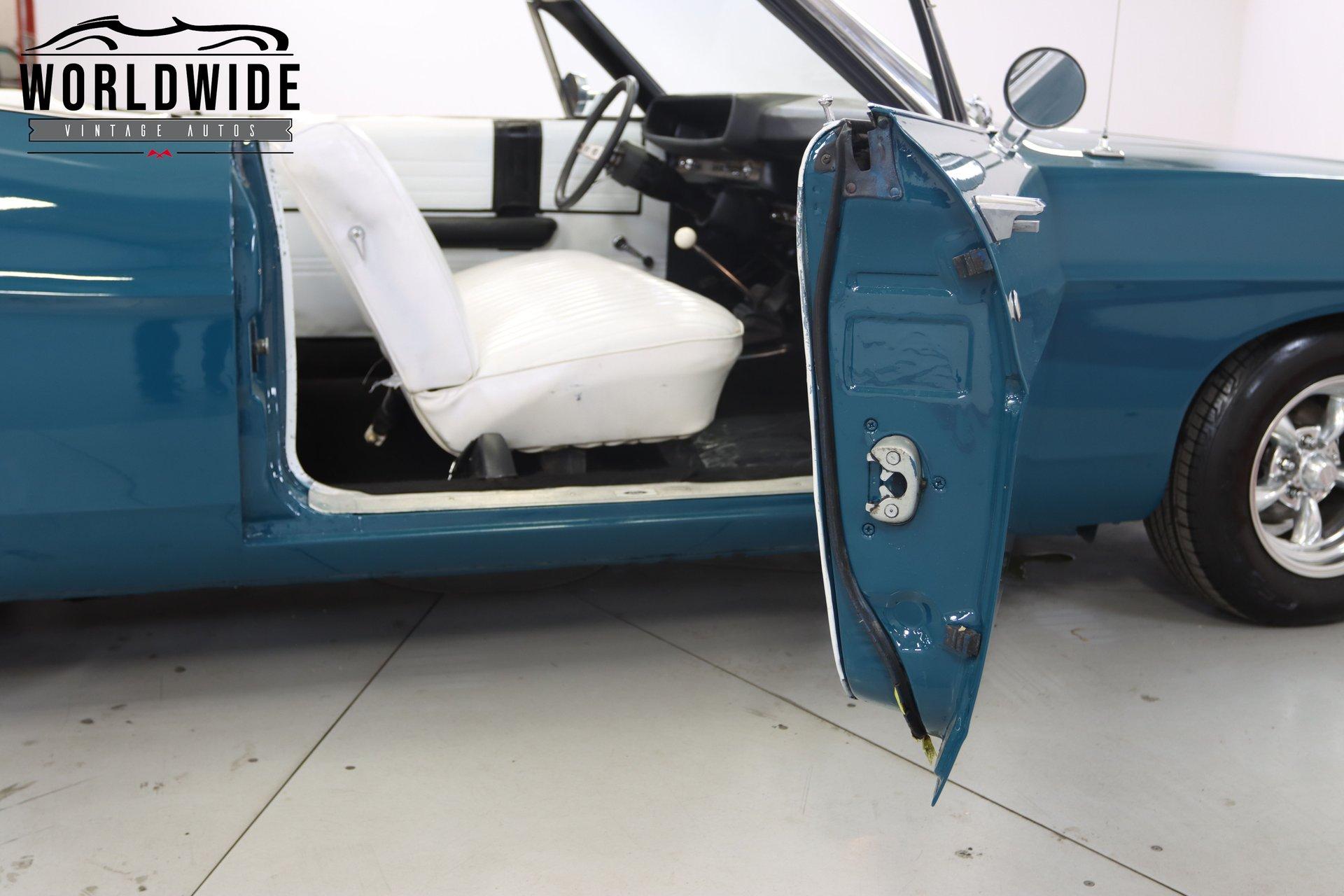 1968 Ford Galaxie