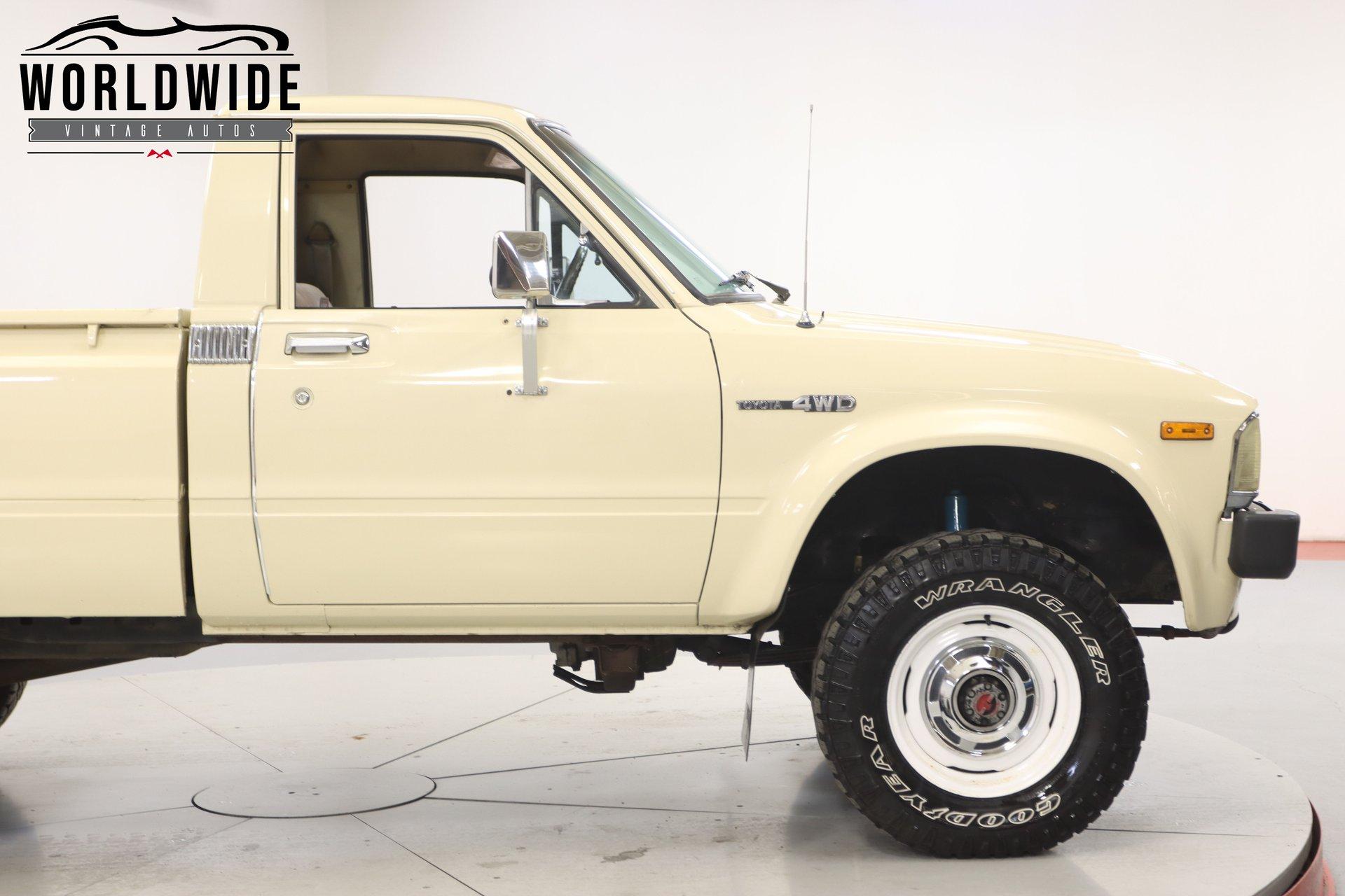 1983 Toyota Truck