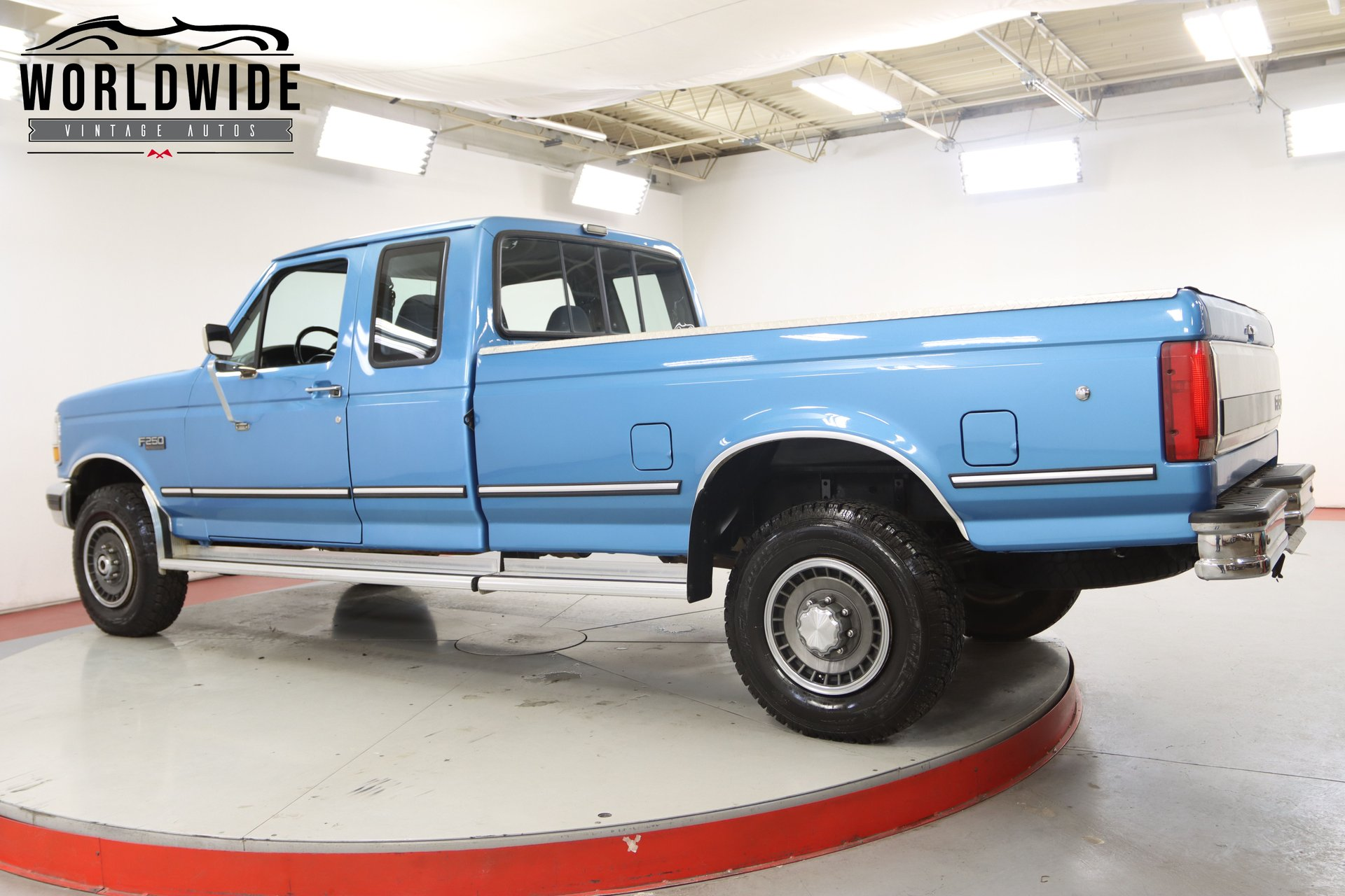 1992 Ford F-250 Super Cab